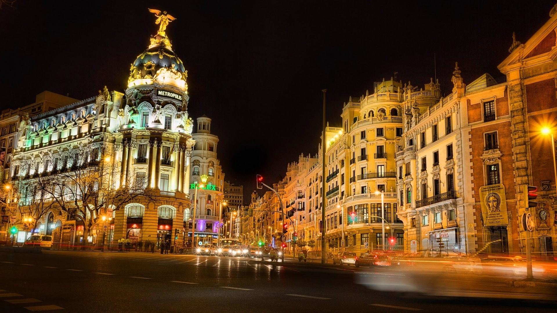 Madrid: Madrid City Wallpapers ·①