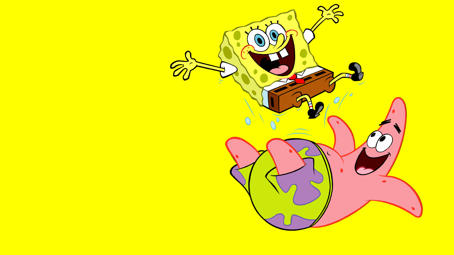 Spongebob Computer Backgrounds Wallpapertag