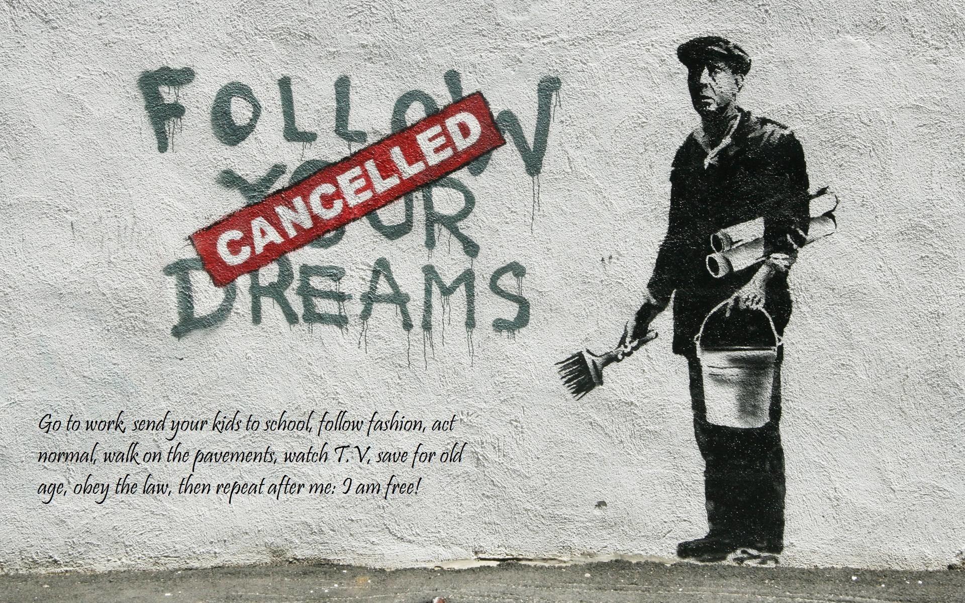 Banksy Art Wallpaper ·① WallpaperTag