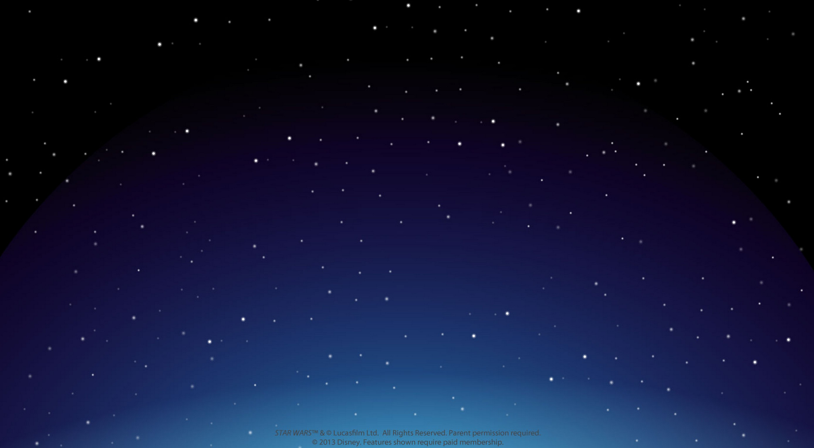 Night Sky Stars Background Psdgraphics - HD 2774×1528
