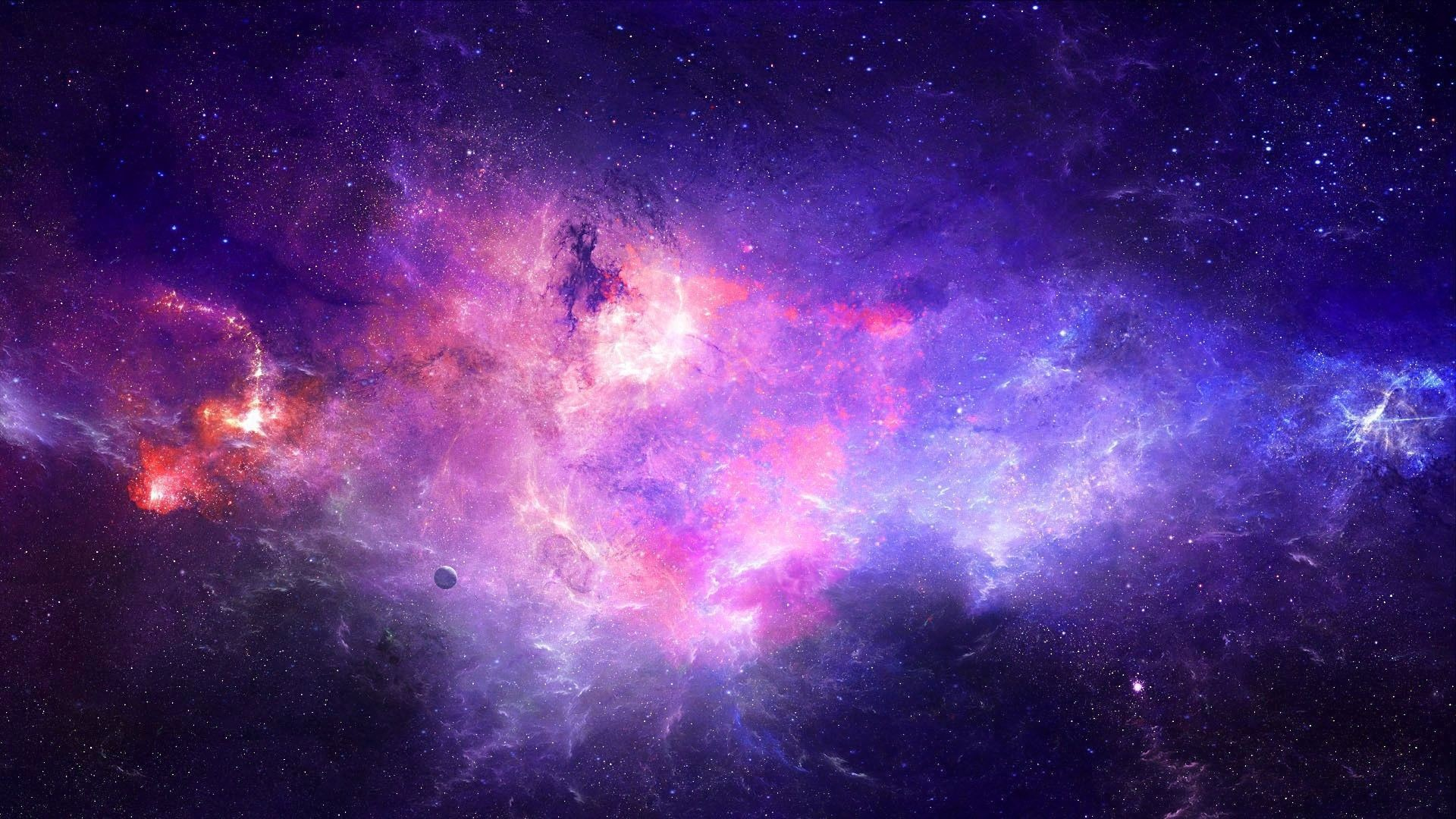 Galaxy background Tumblr ·â' Download free beautiful wallpapers