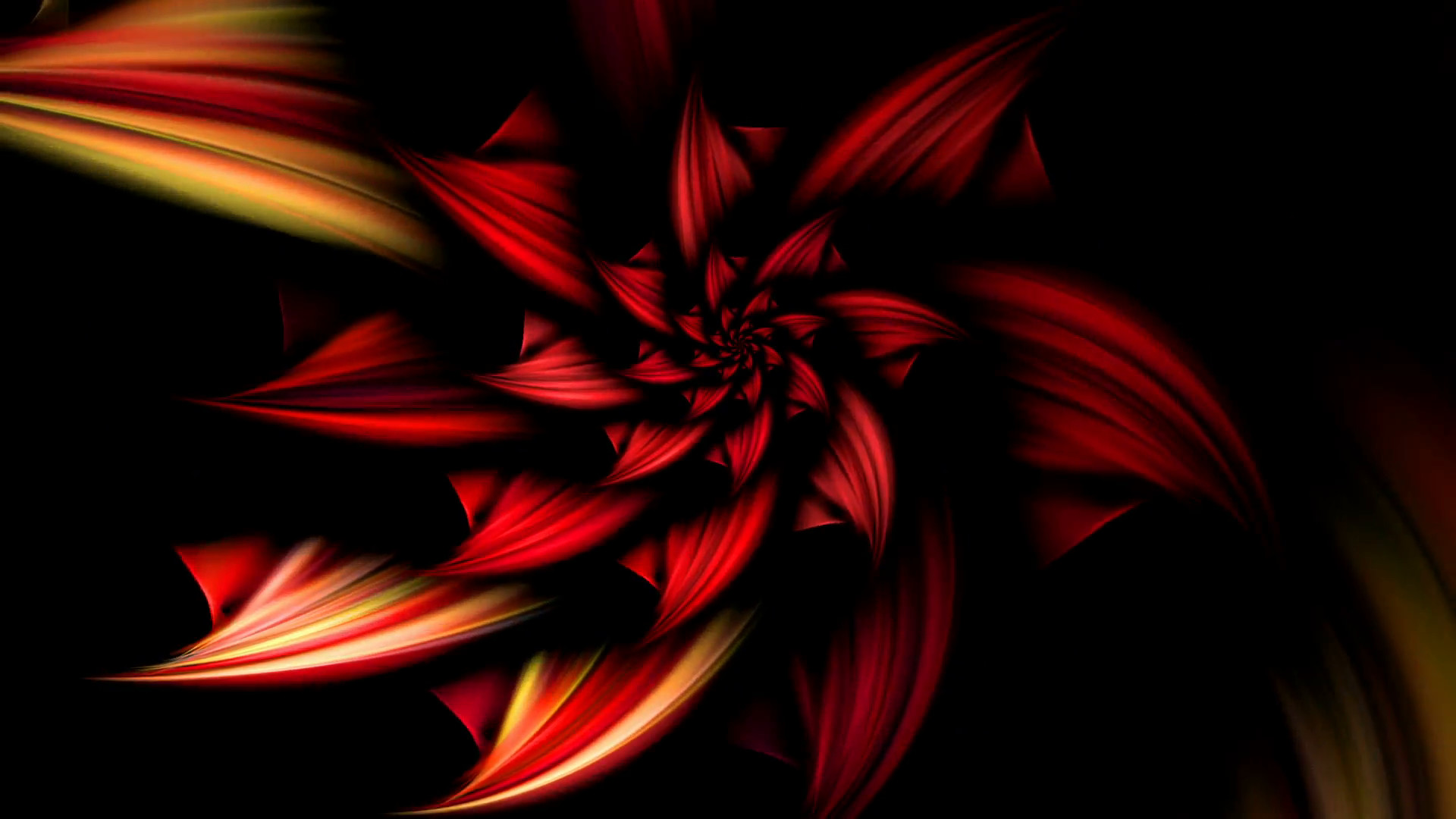 Red and Black Abstract Backgrounds ·① WallpaperTag