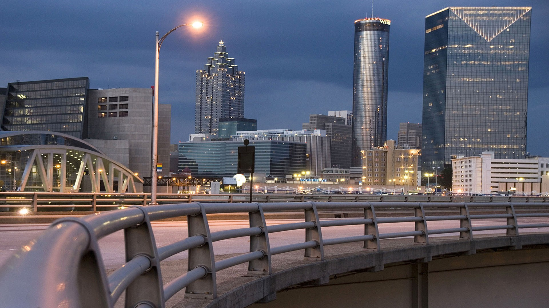 Image Result For Atlanta Skyline Wallpaper New Atlanta Skyline Wallpapers Wallpaper Cave