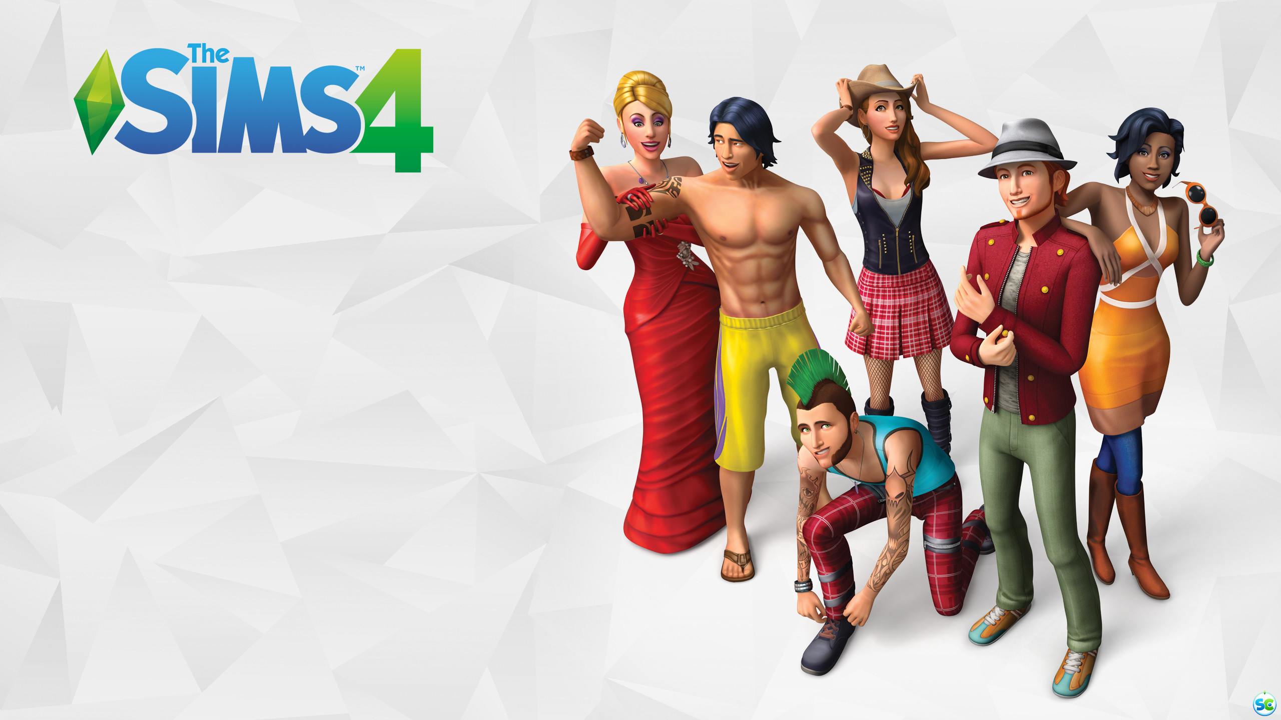 The Sims Wallpapers 1
