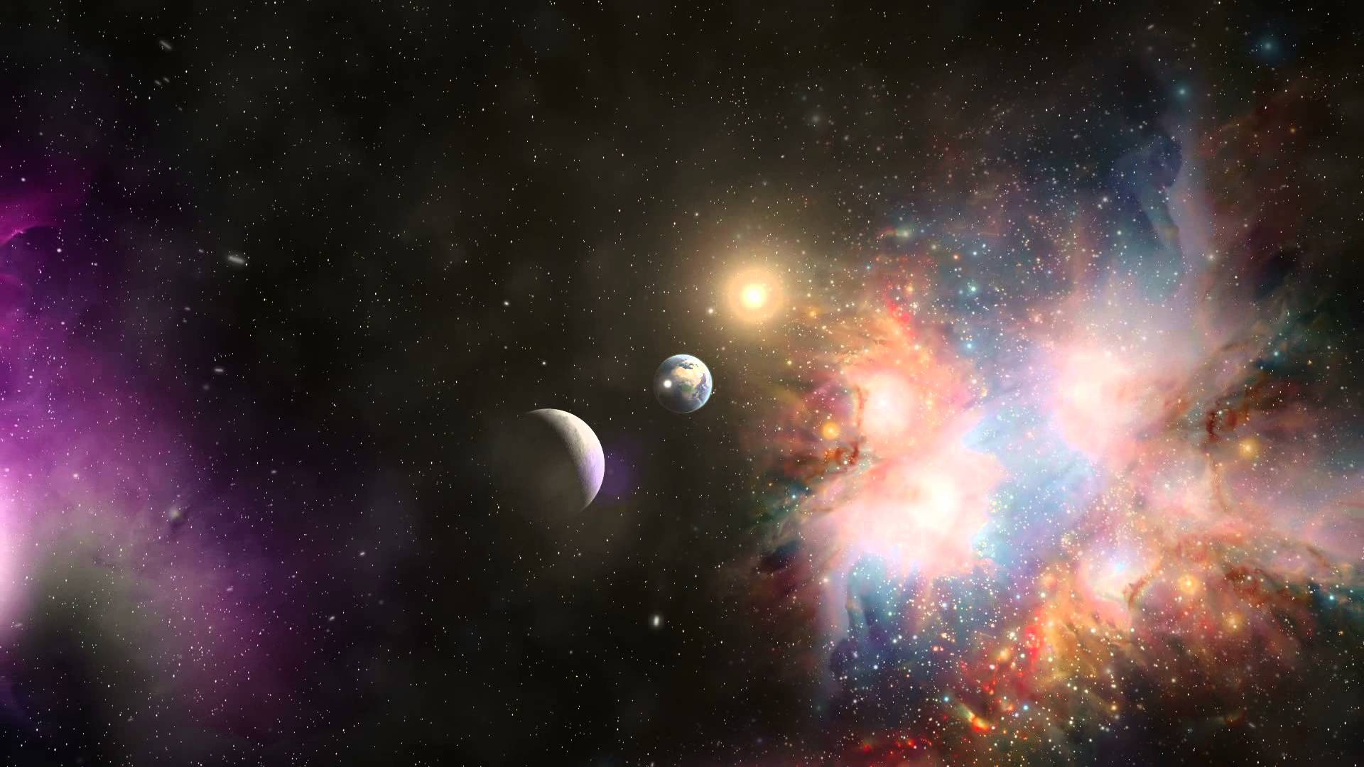 Ipad Space Wallpaper: Space Background ·① Download Free Stunning Wallpapers For