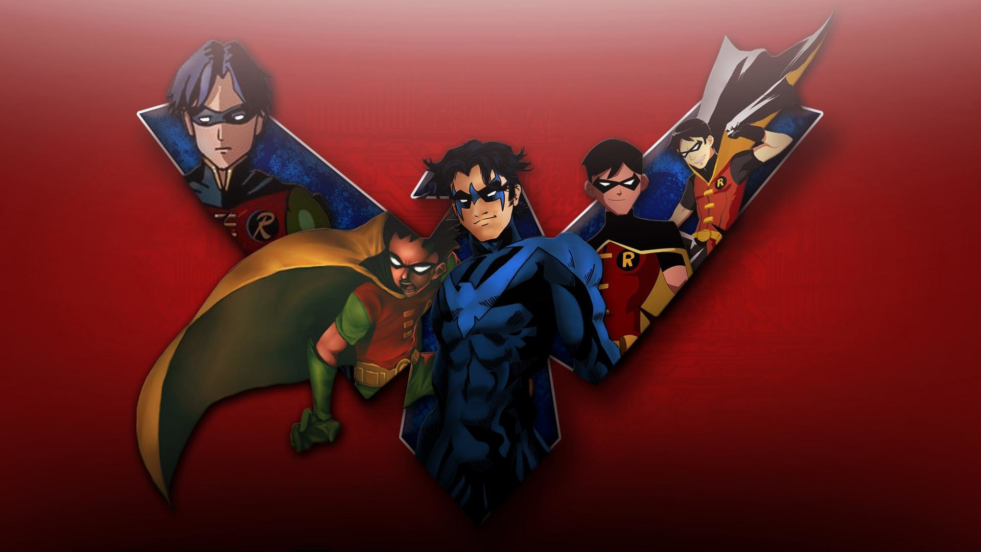 Nightwing wallpapers comics nightwing wallpaper buycottarizona Choice Image