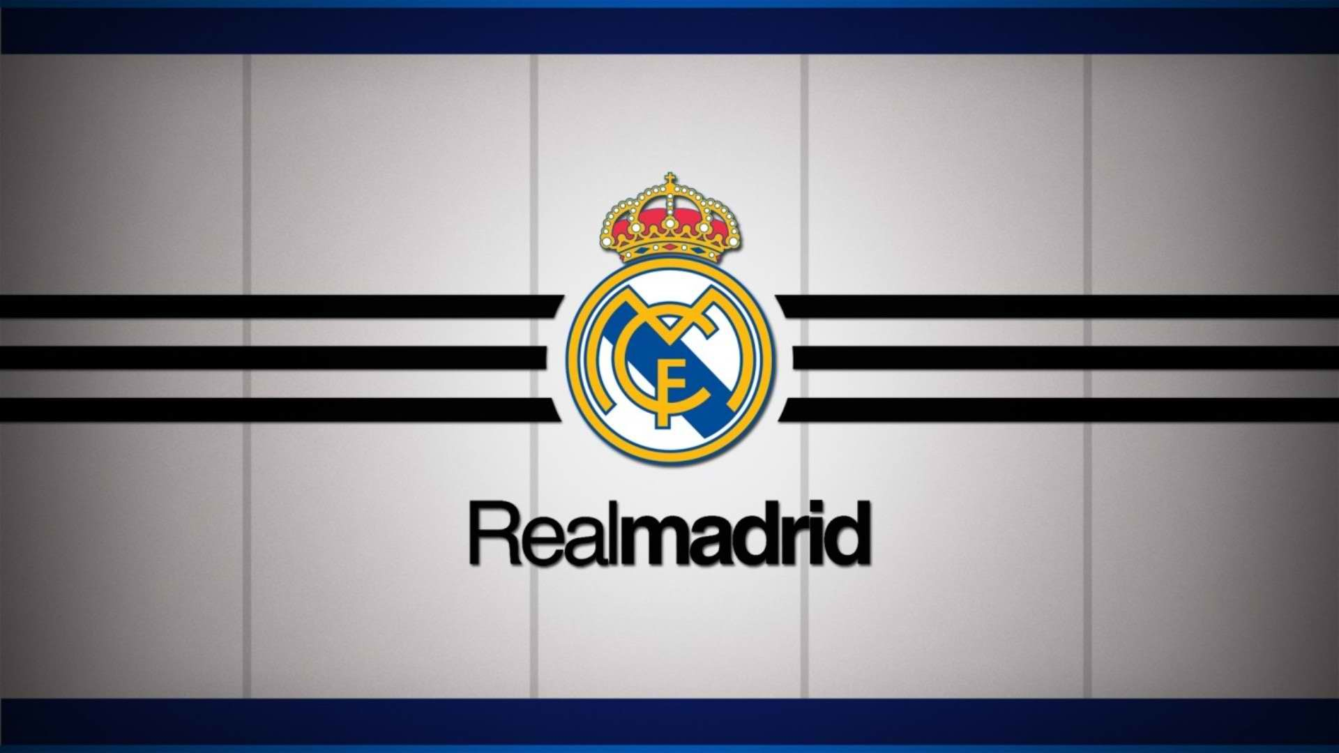 Real Madrid Logo Wallpaper Hd ①