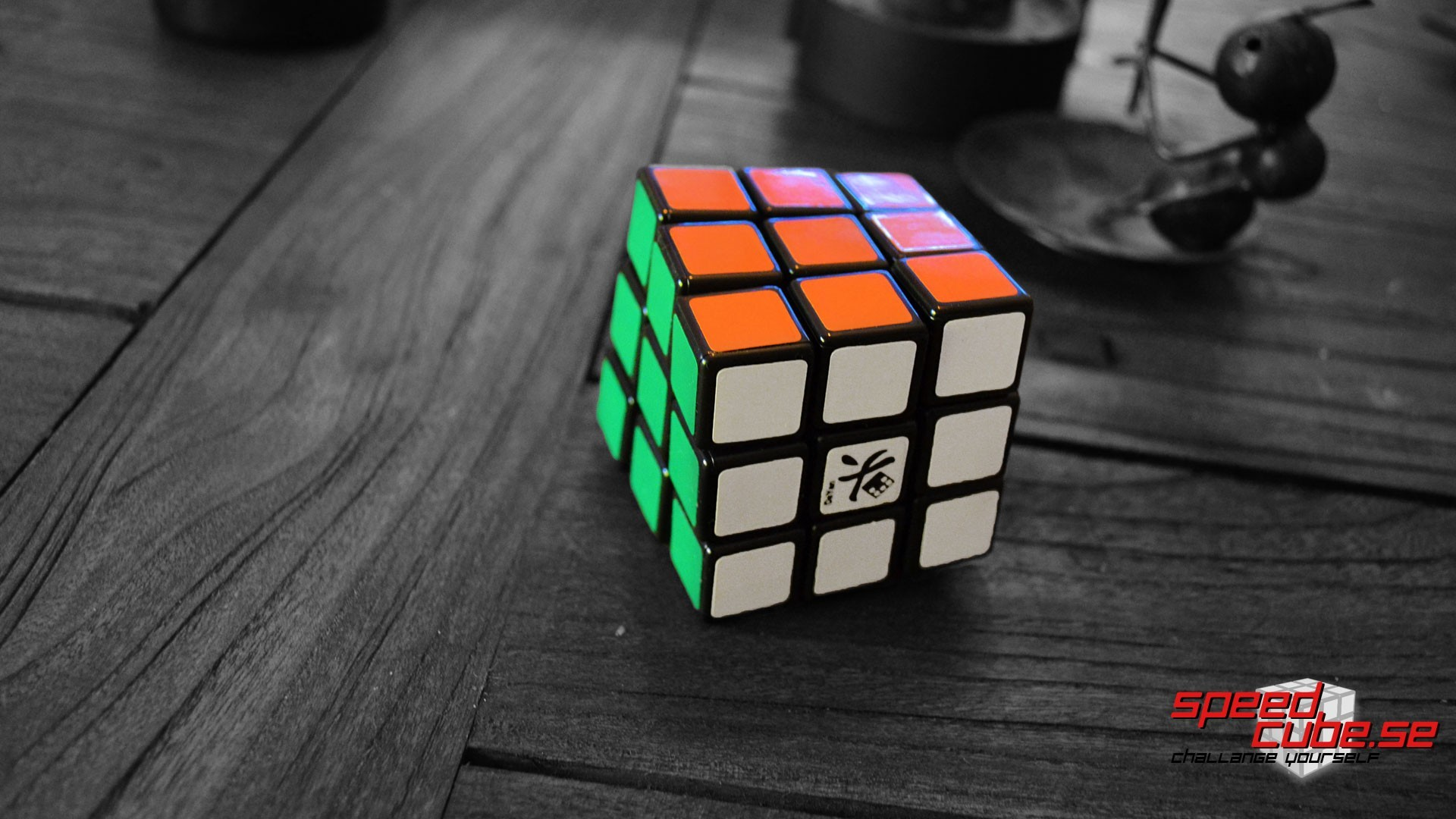 rubiks cube wallpapers ·①
