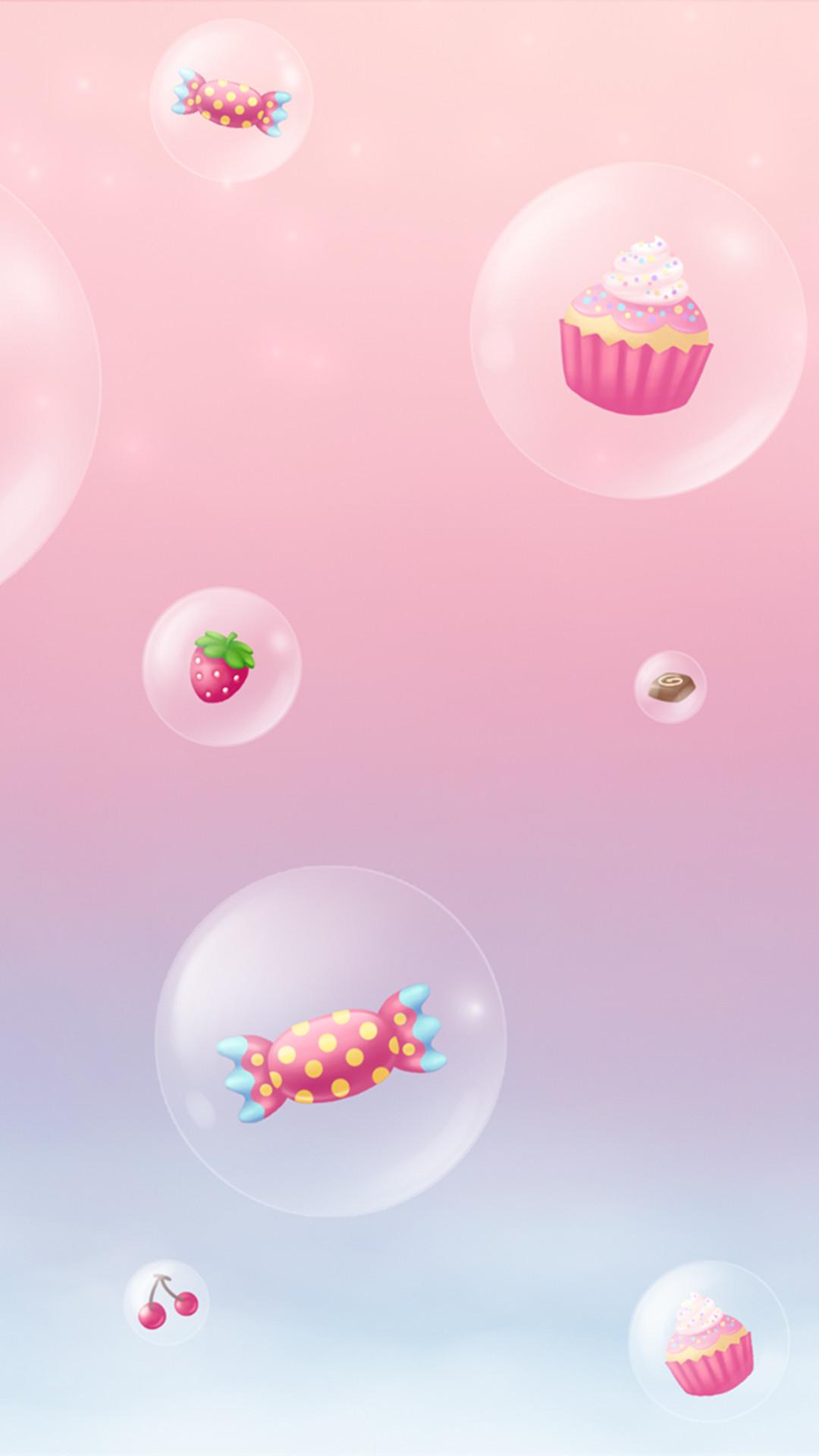 Cute Cupcake Background 183 ① Wallpapertag
