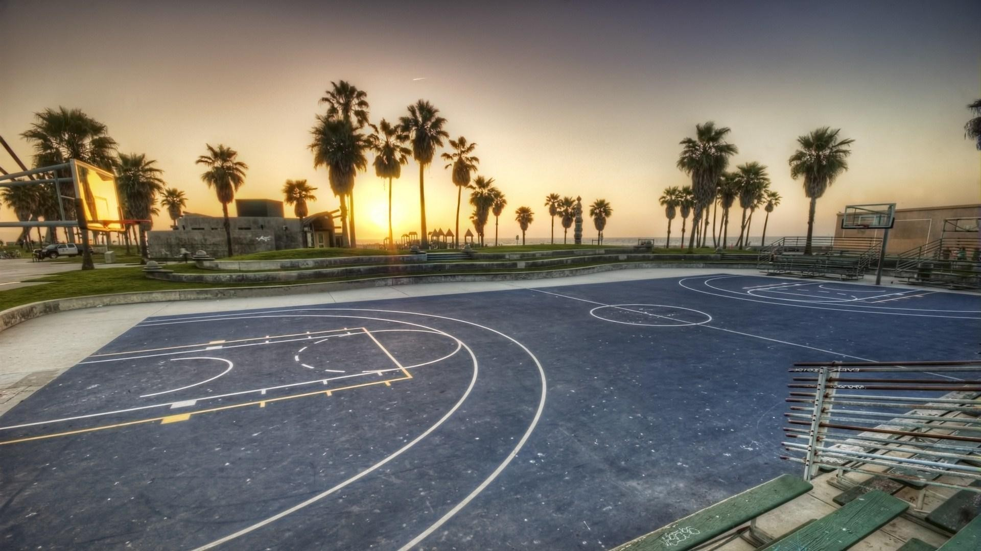 Basketball Court background ·① Download free High ...