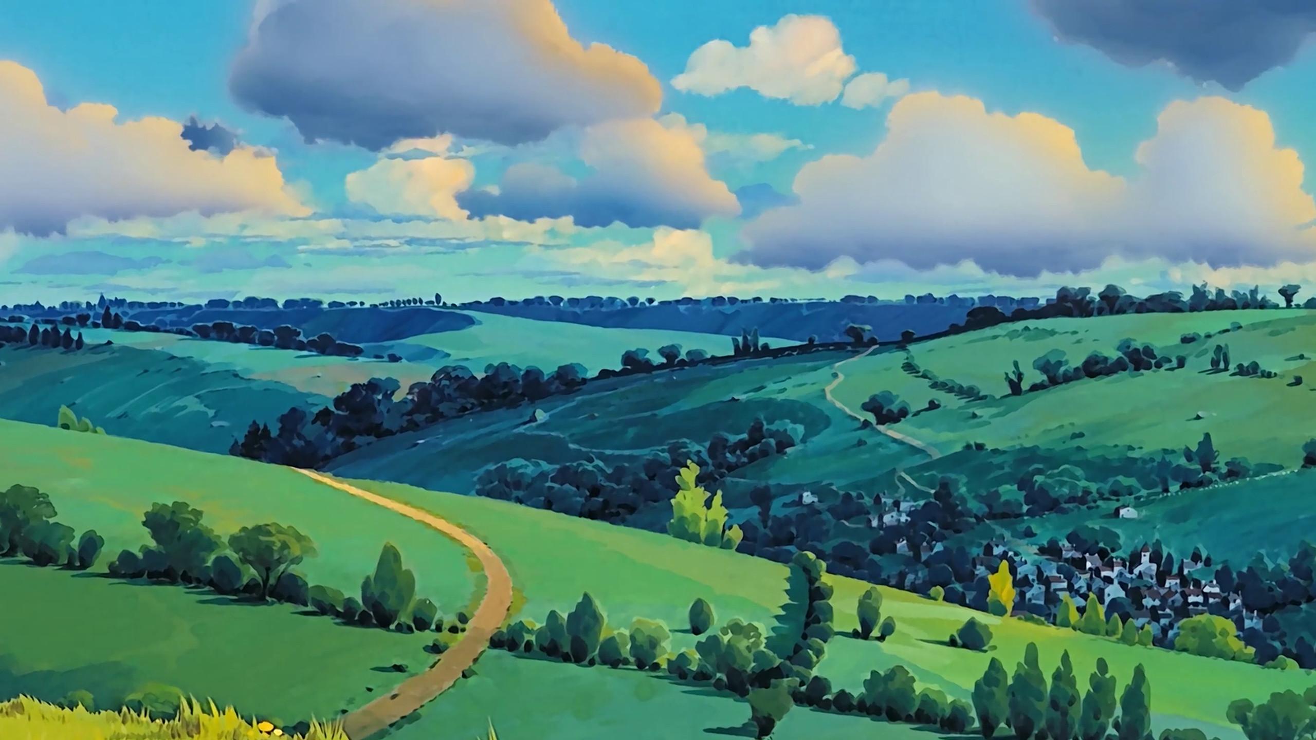 Ghibli Wallpapers ·① WallpaperTag