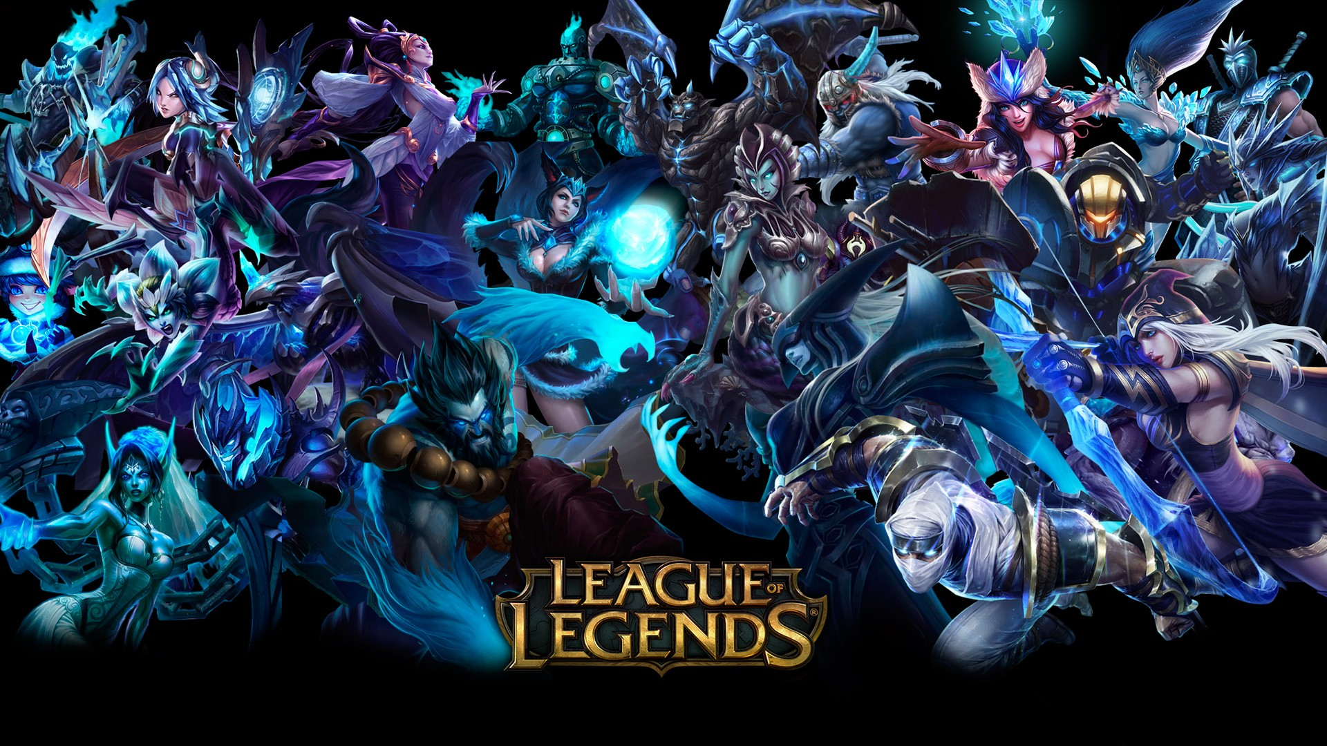36 lol wallpapers download free cool backgrounds for - League desktop backgrounds ...
