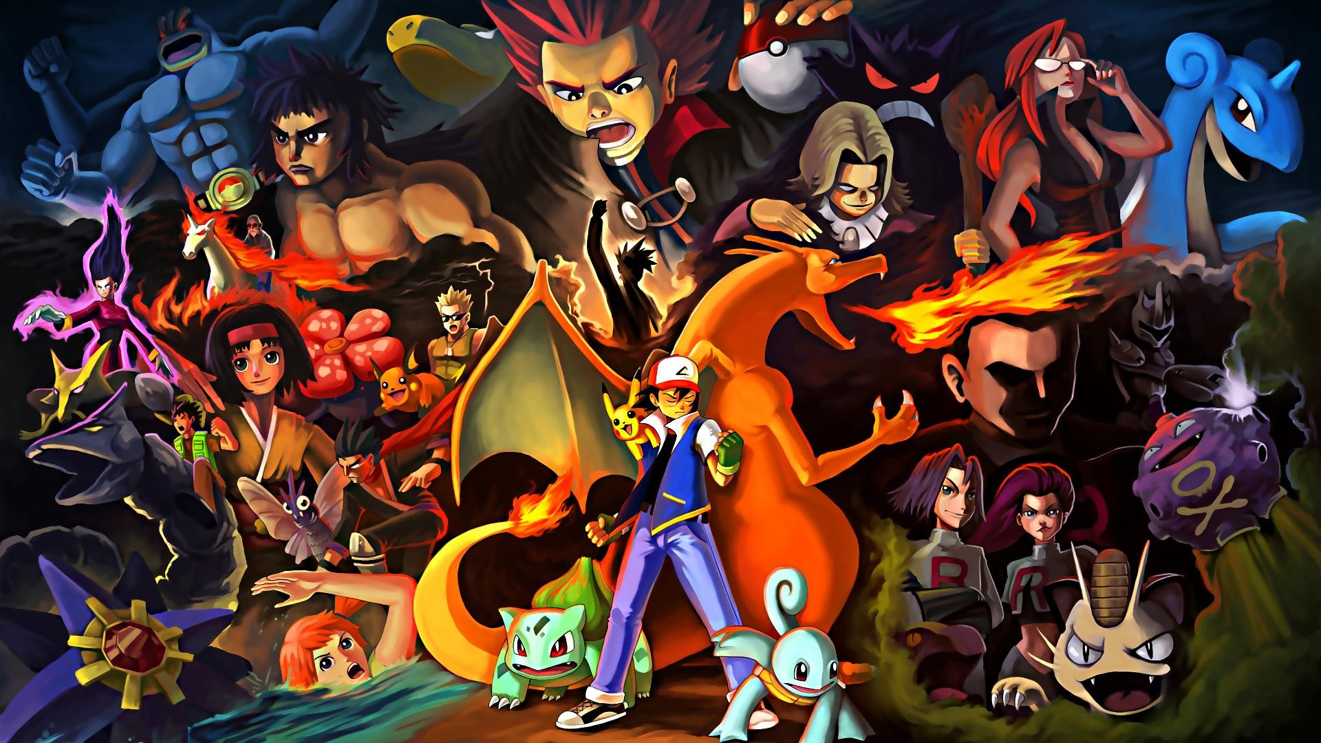 56 Cool Pokemon Wallpapers Download Free Amazing: New Pokemon Wallpapers ·① WallpaperTag