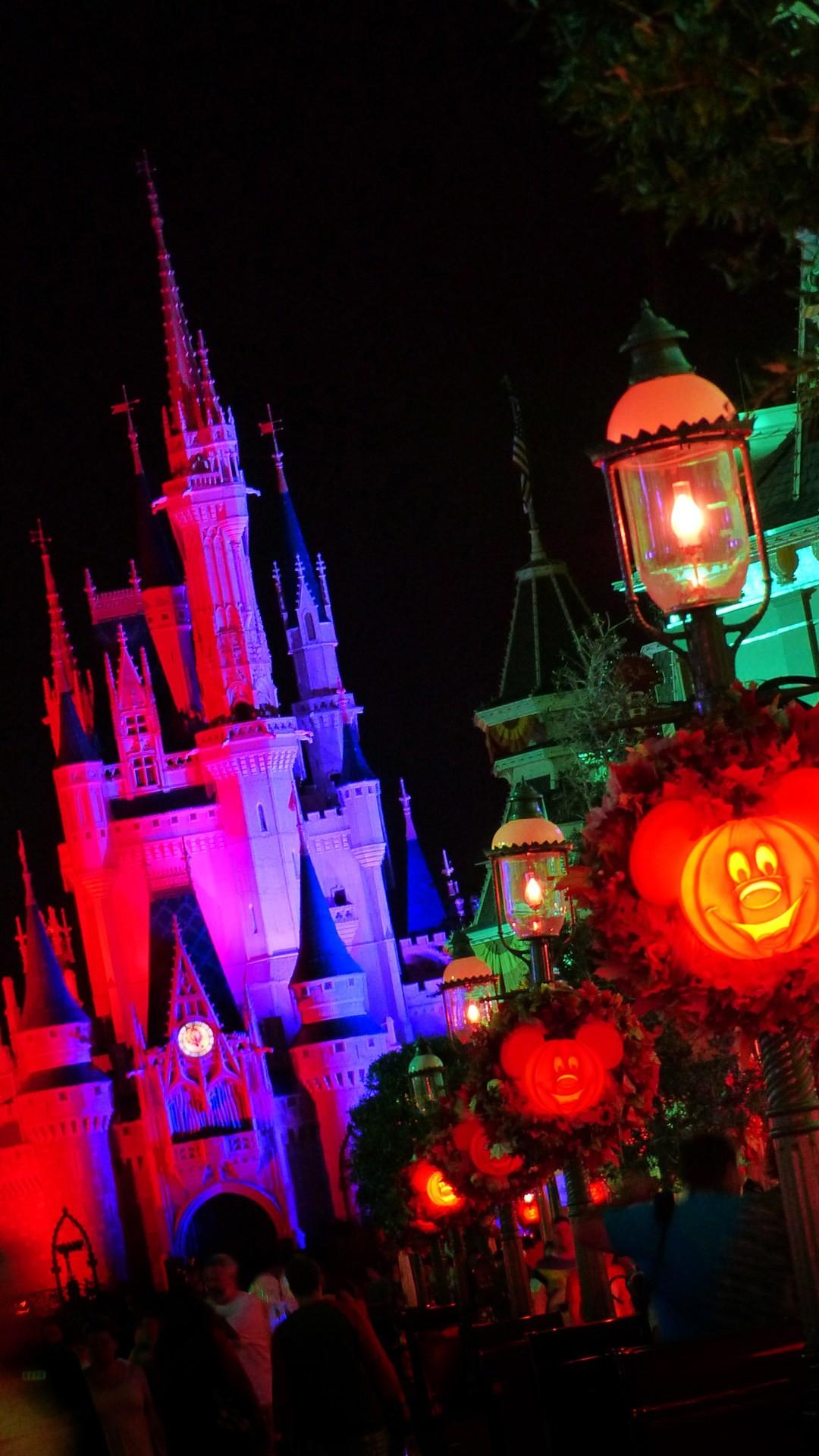Disney Halloween Wallpapers Wallpapertag