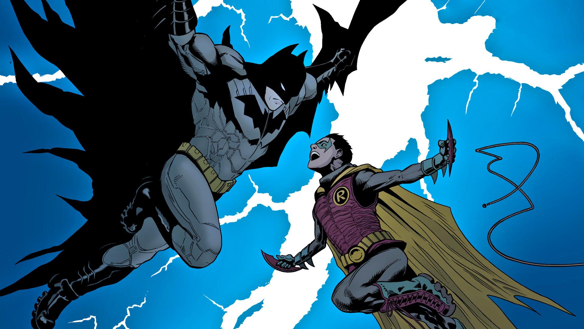 Batman Comics Wallpapers 1