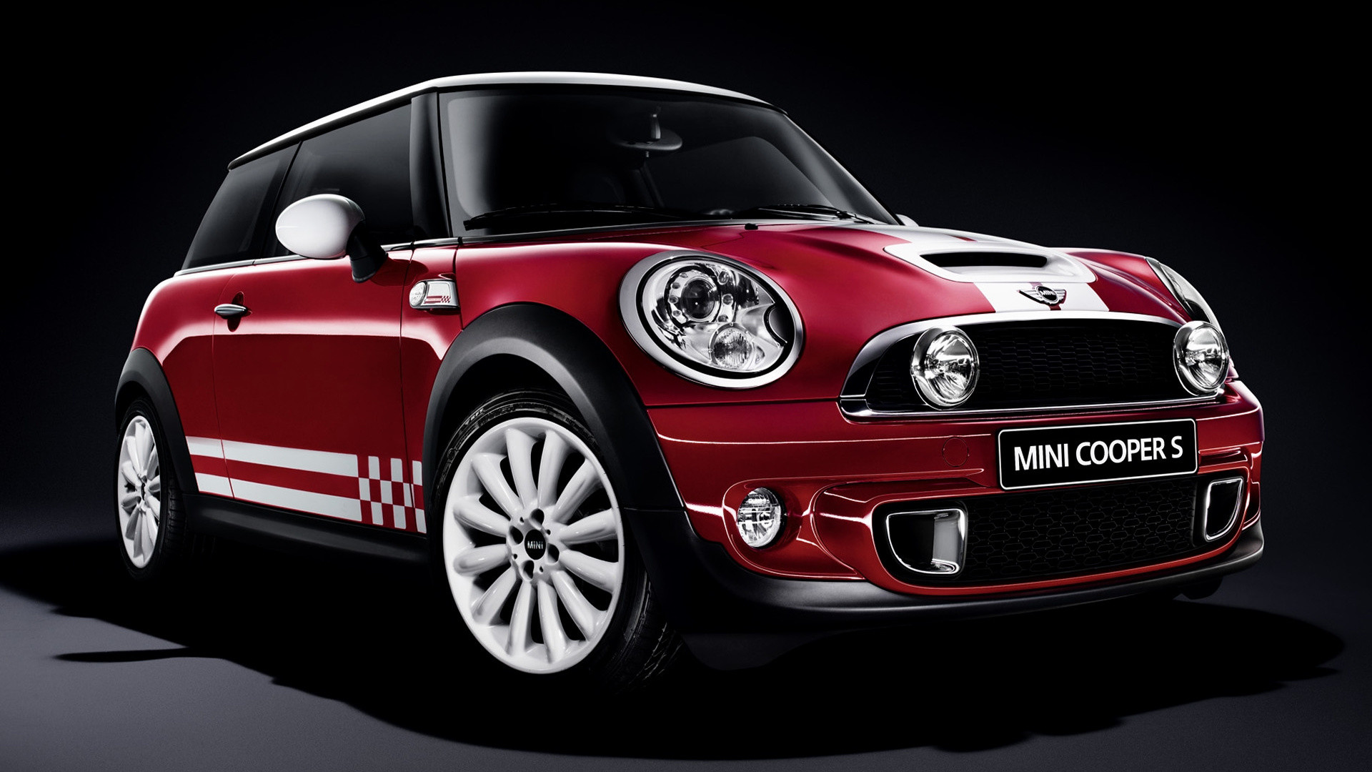 Mini Cooper 2018 Wallpaper ·①