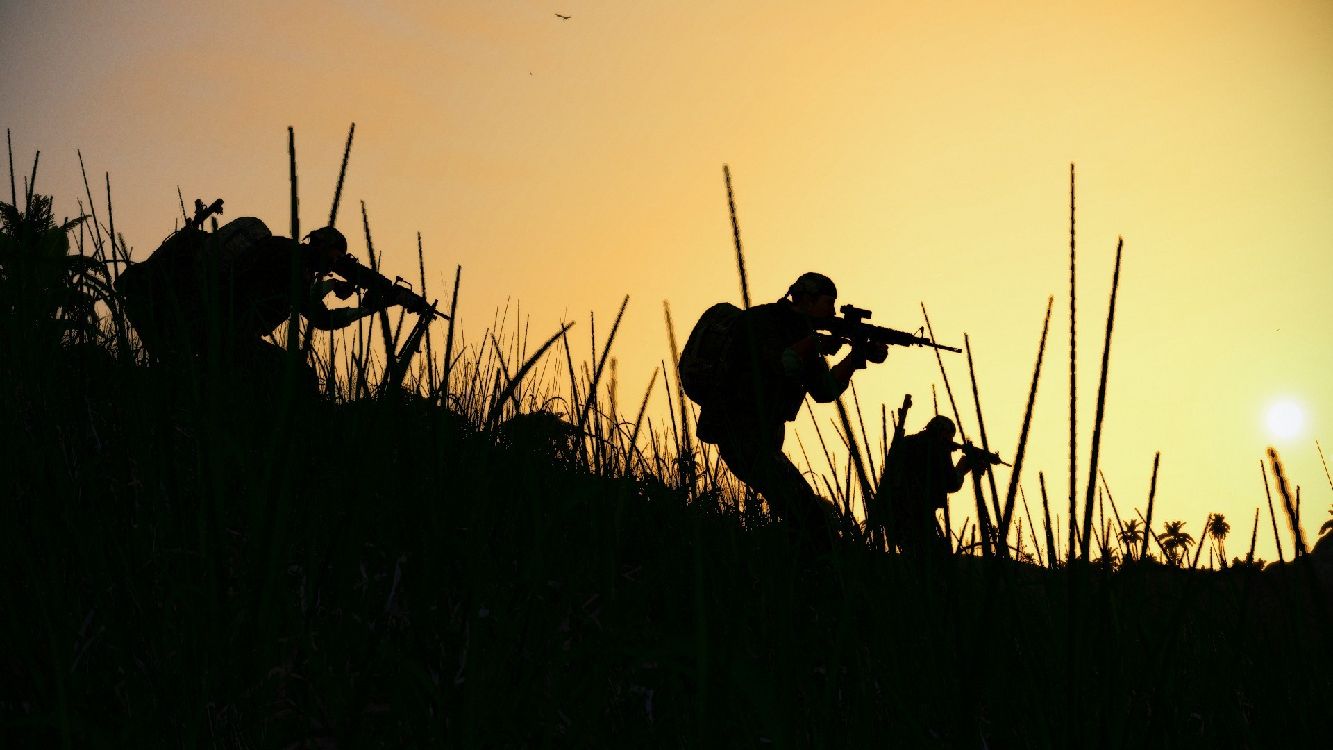 Military Background ·① Download Free Awesome High