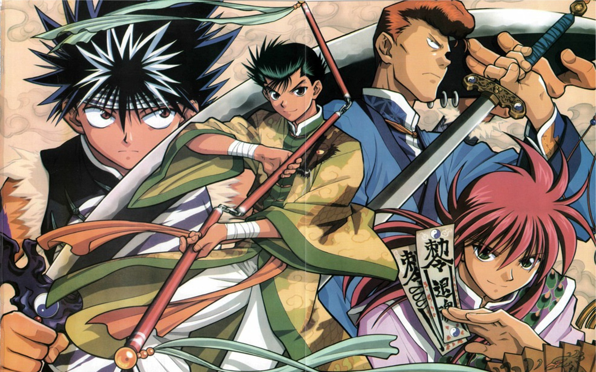 Yu Yu Hakusho Wallpaper Download Free High Resolution