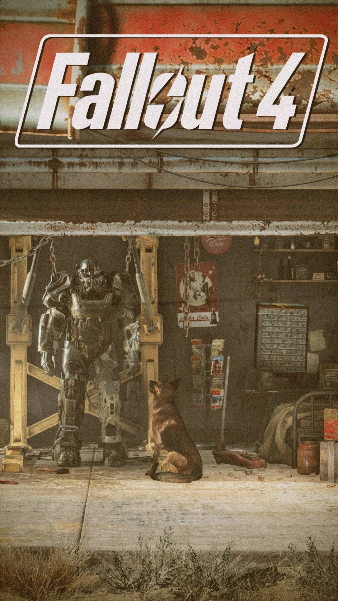 fallout 4 phone wallpaper 183�� download free high resolution