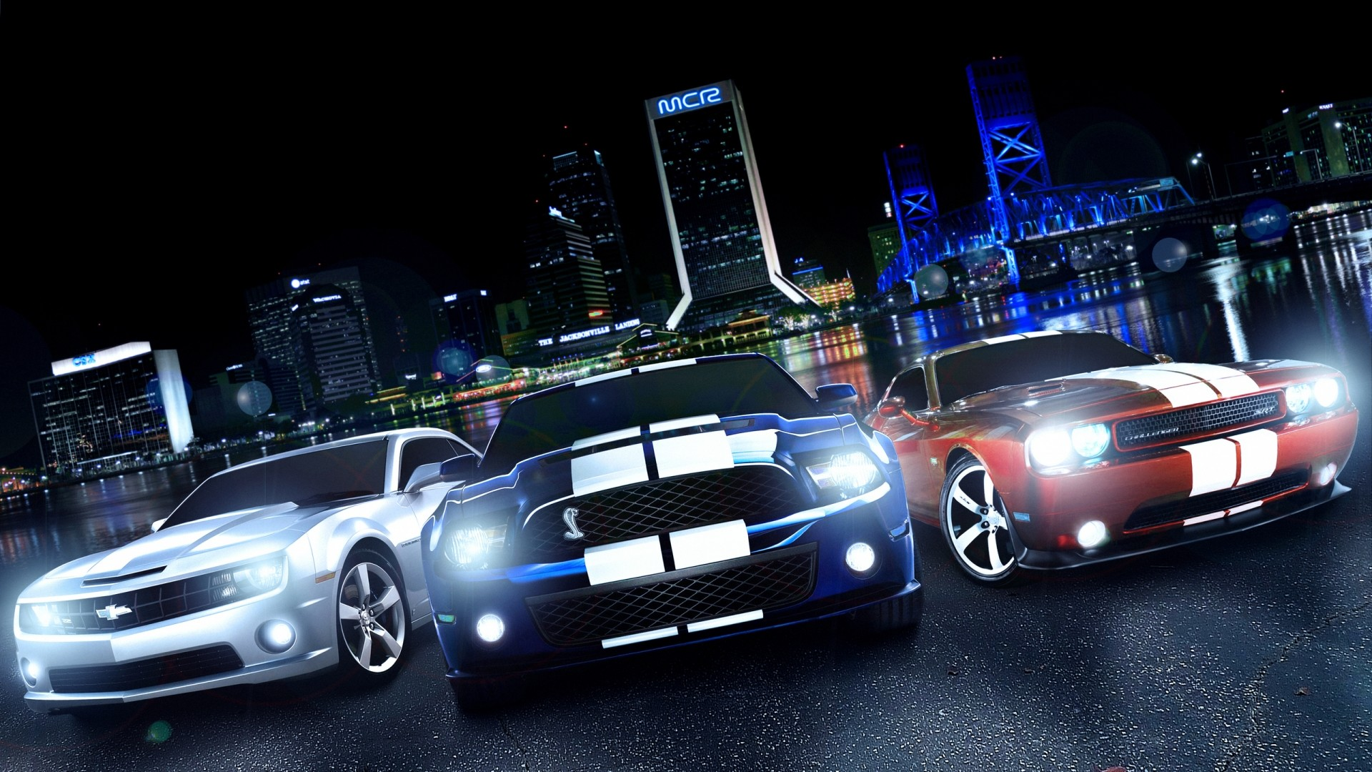 Muscle Cars Hd Wallpaper Wallpapertag