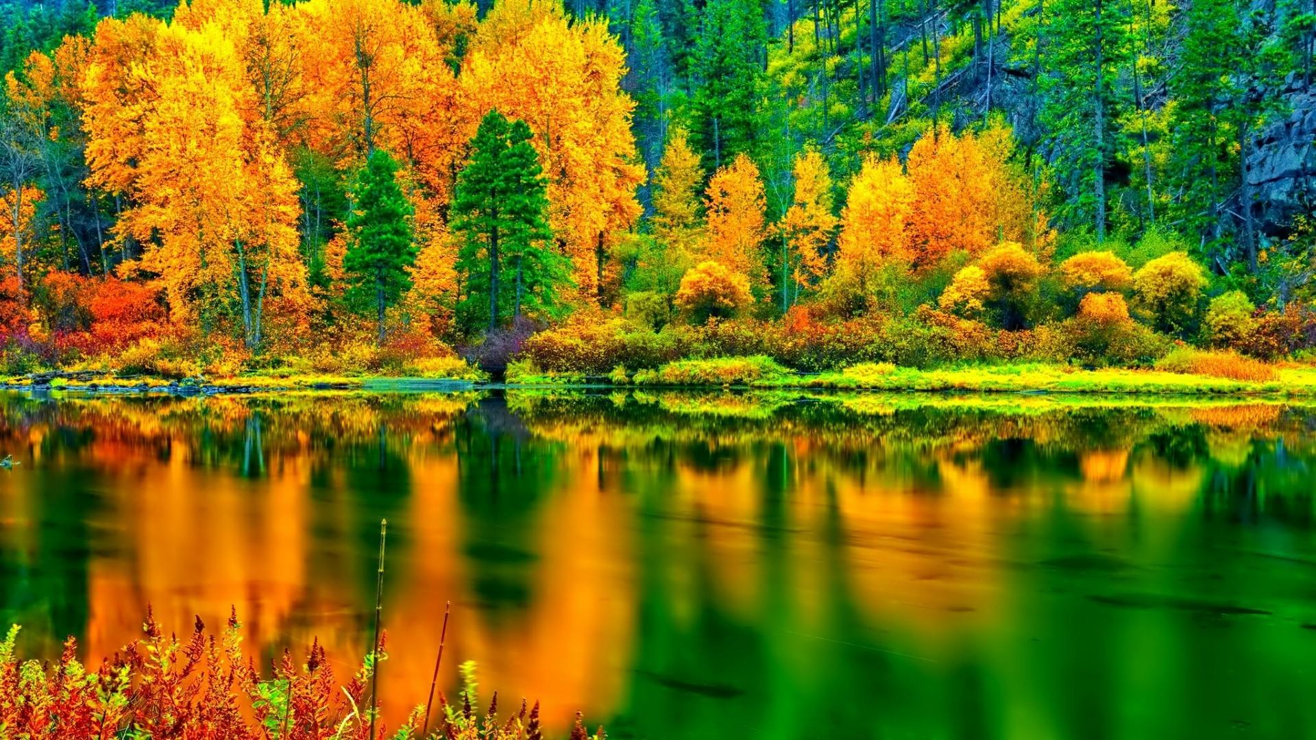 Autumn Landscape Wallpaper ·① WallpaperTag