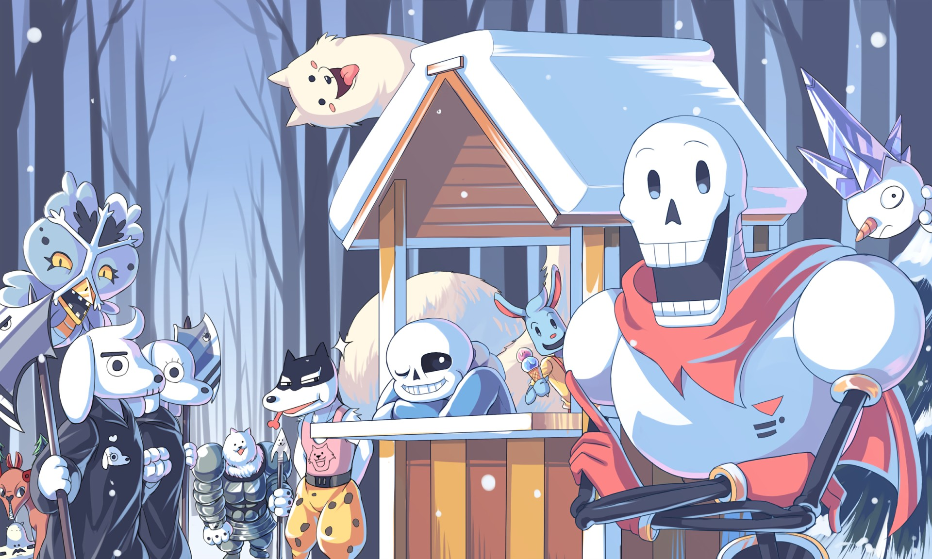 Sans Undertale Wallpaper Check Out Our Awesome