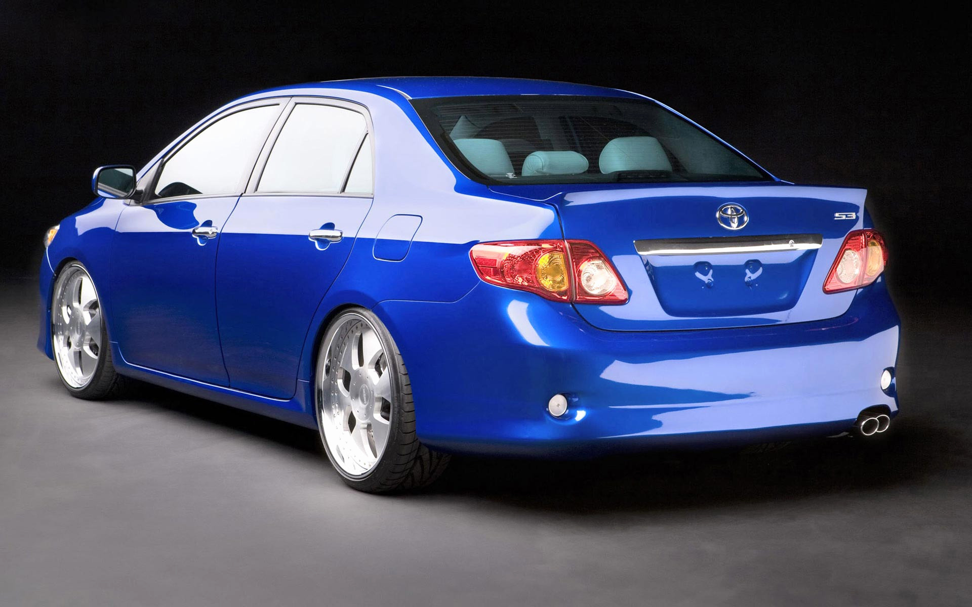 Toyota Corolla Wallpapers 183 ① Wallpapertag