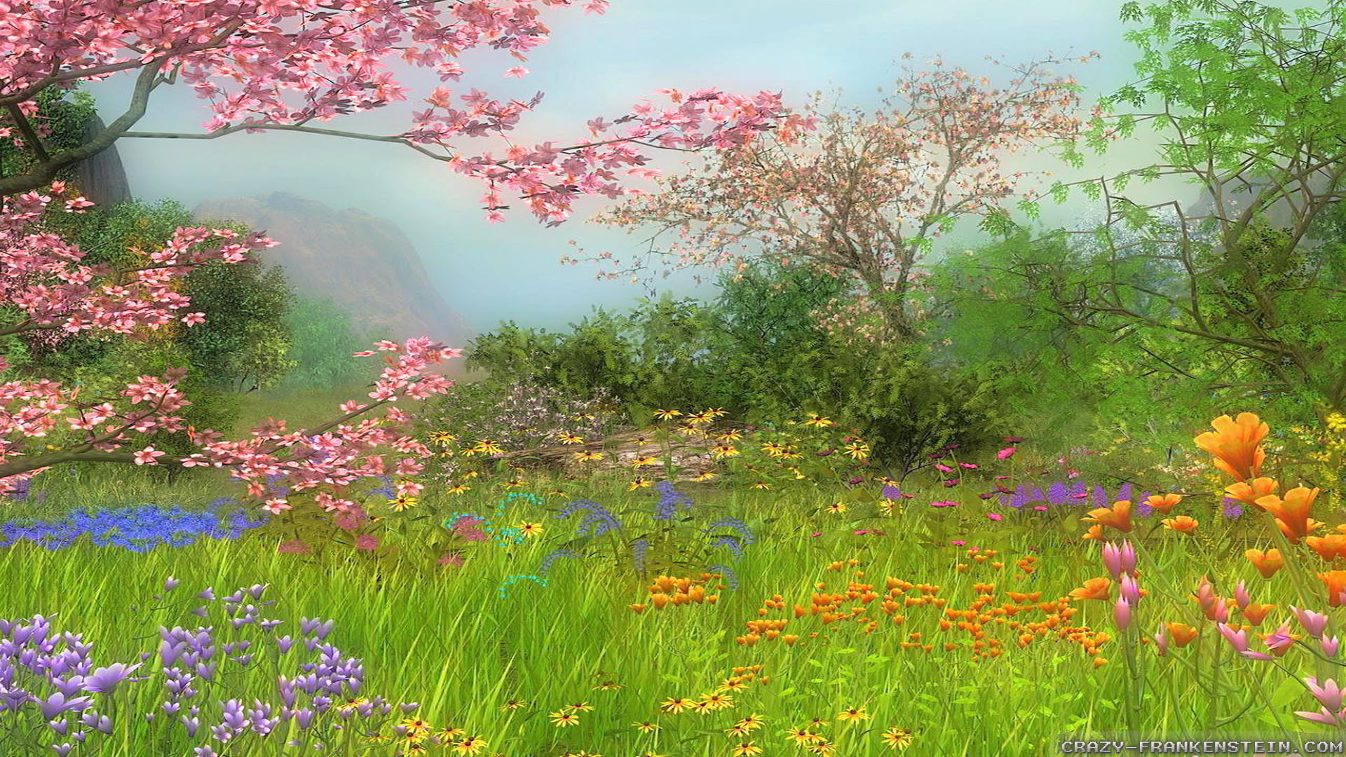 Spring Nature Wallpapers - Wallpaper Cave |Spring Nature Scenes