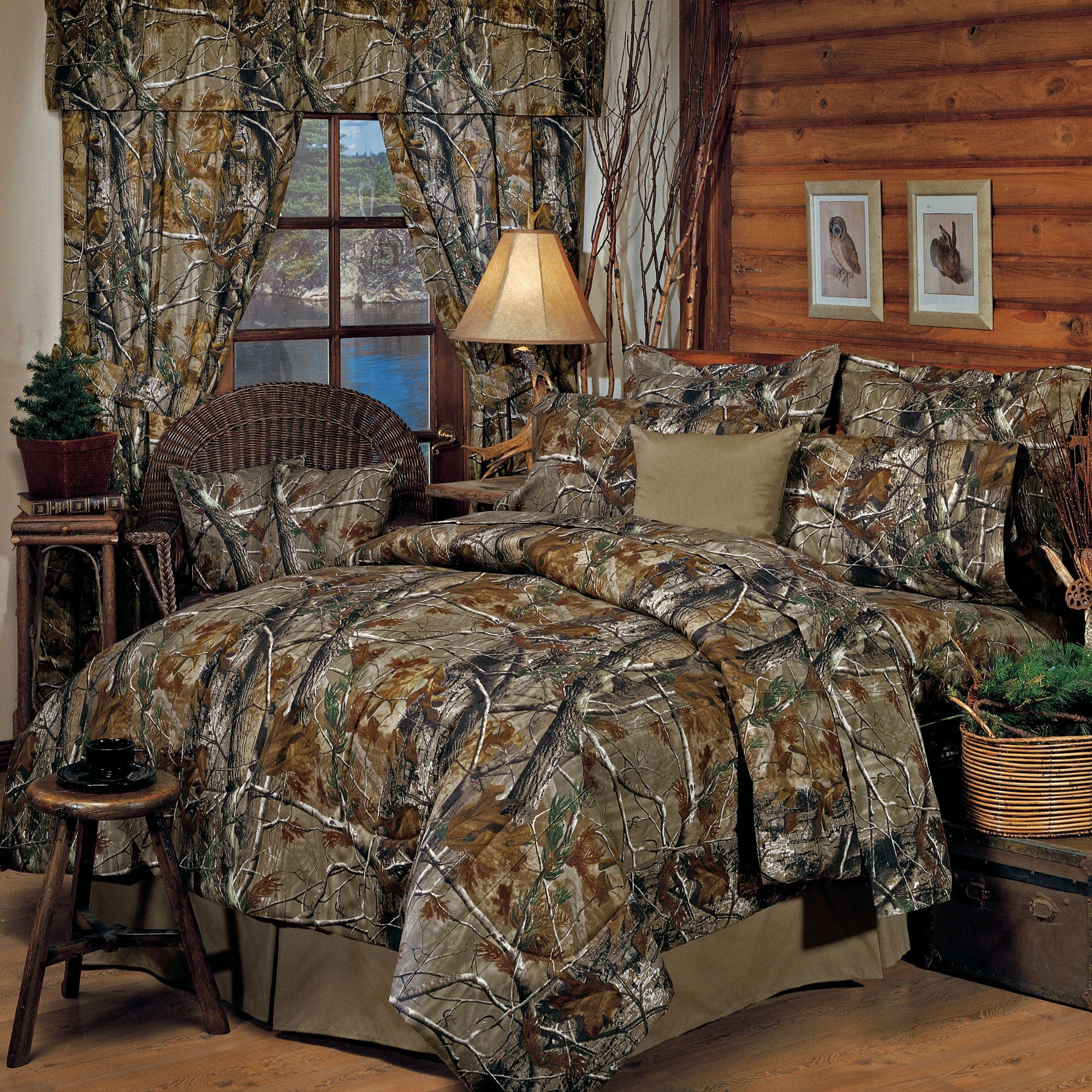 2000x2000 Mossy Oak Bedroom Decor Browning