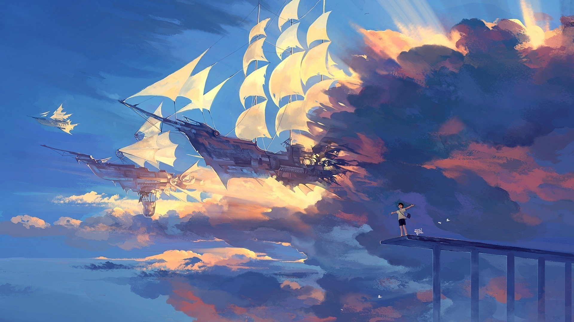 Anime Scenery Wallpaper ·① Download Free Awesome