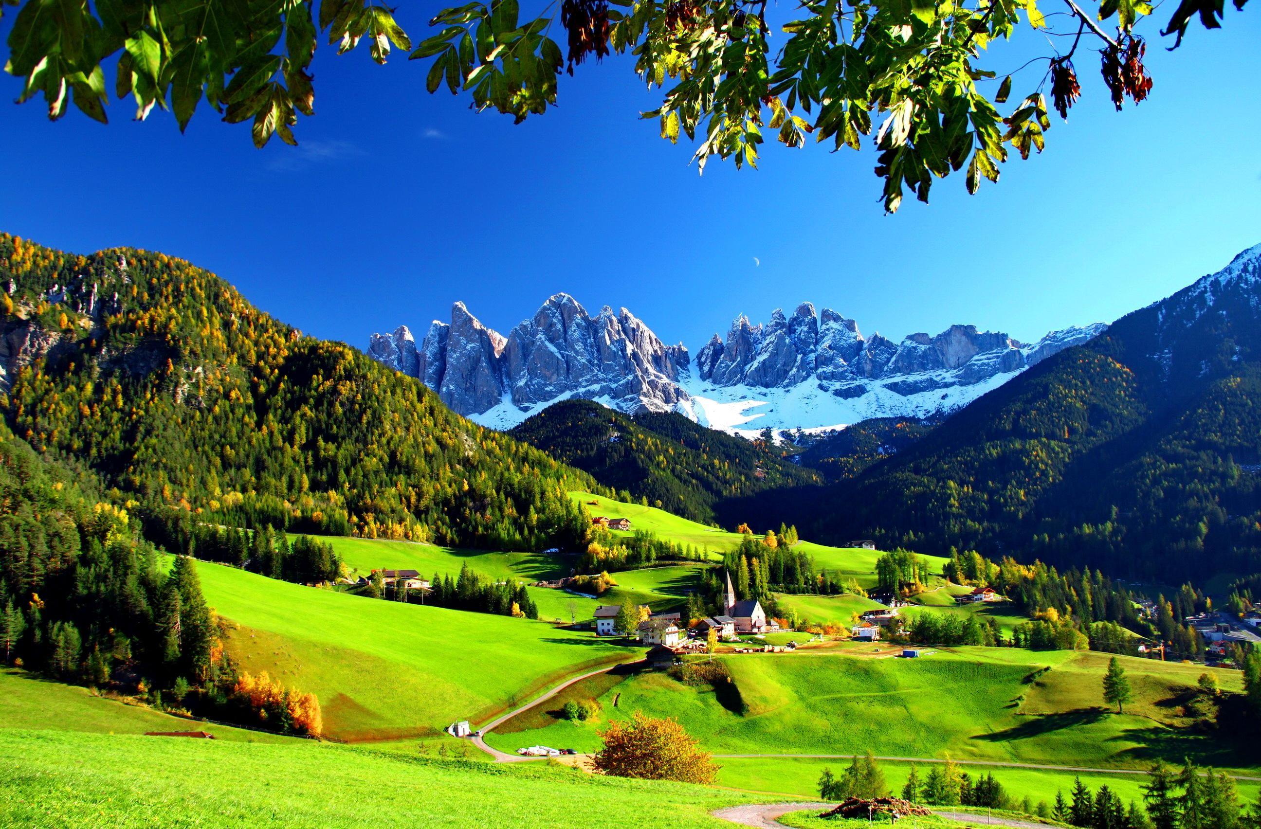 nature desktop background