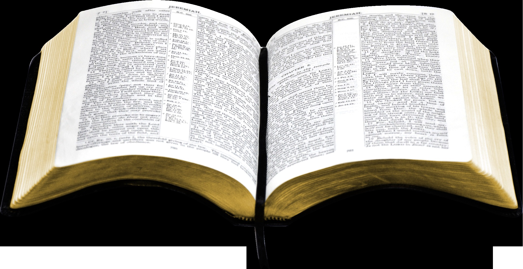 Open Bible background