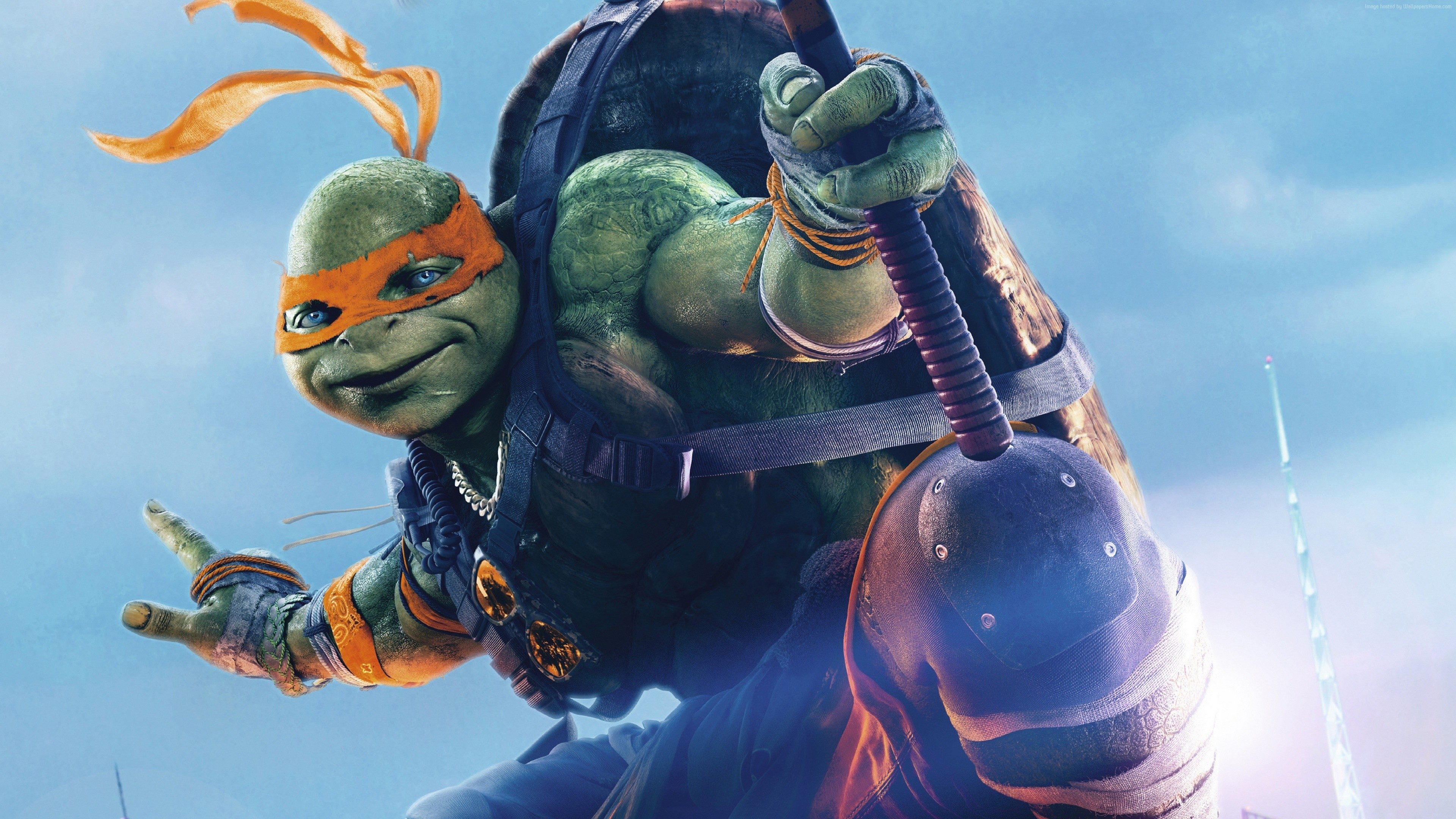 Teenage Mutant Ninja Turtles 2017 Wallpaper Wallpapertag