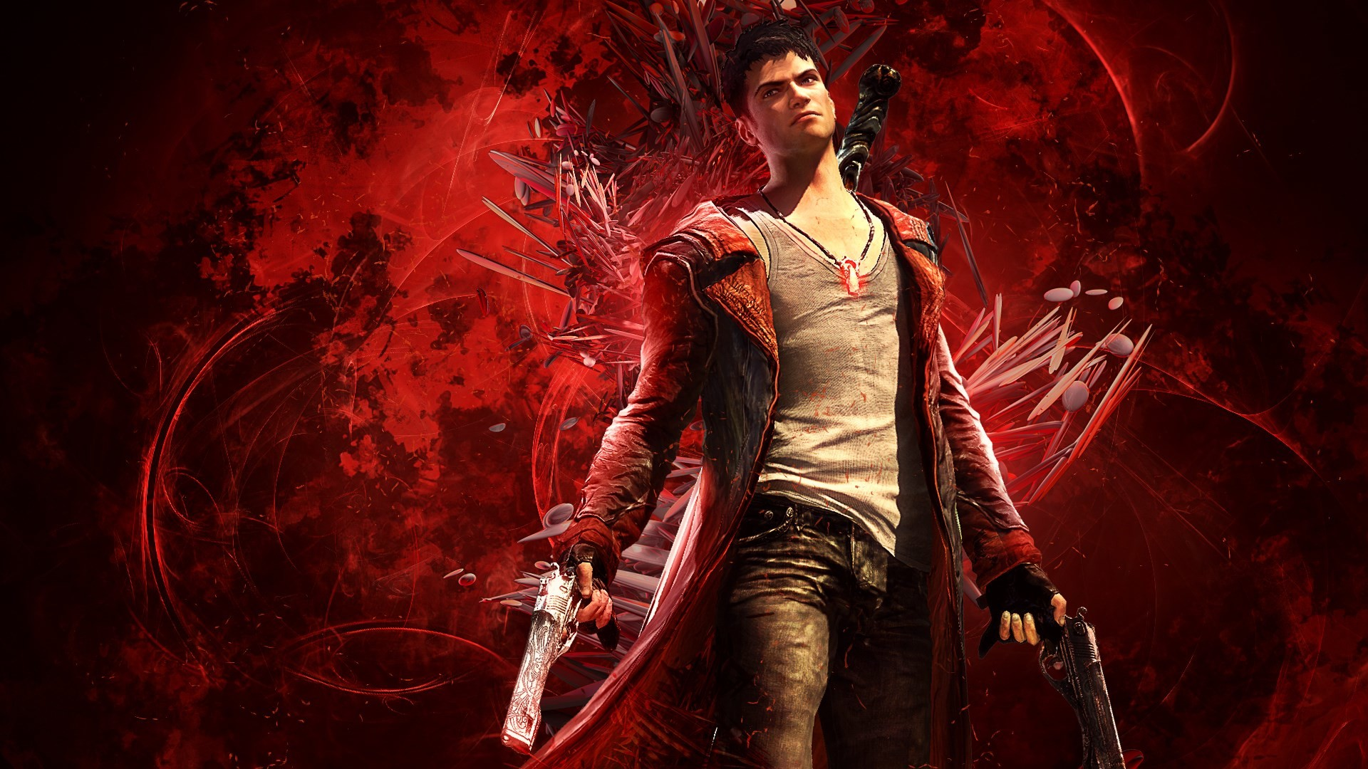 Devil May Cry Backgrounds ·① WallpaperTag