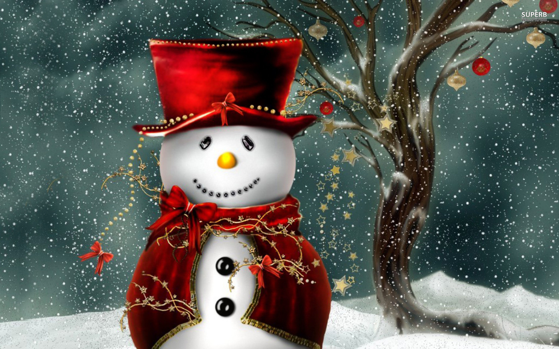 Frosty The Snowman Wallpaper 1