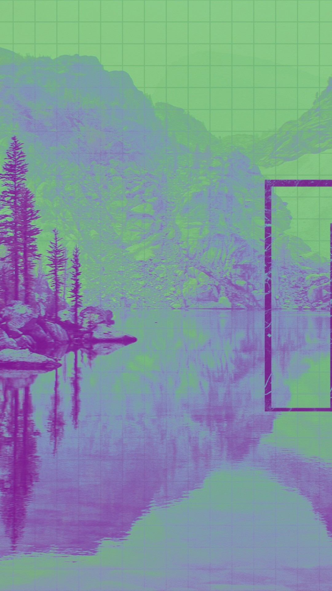 Vaporwave iPhone wallpaper ·① Download free stunning High ...