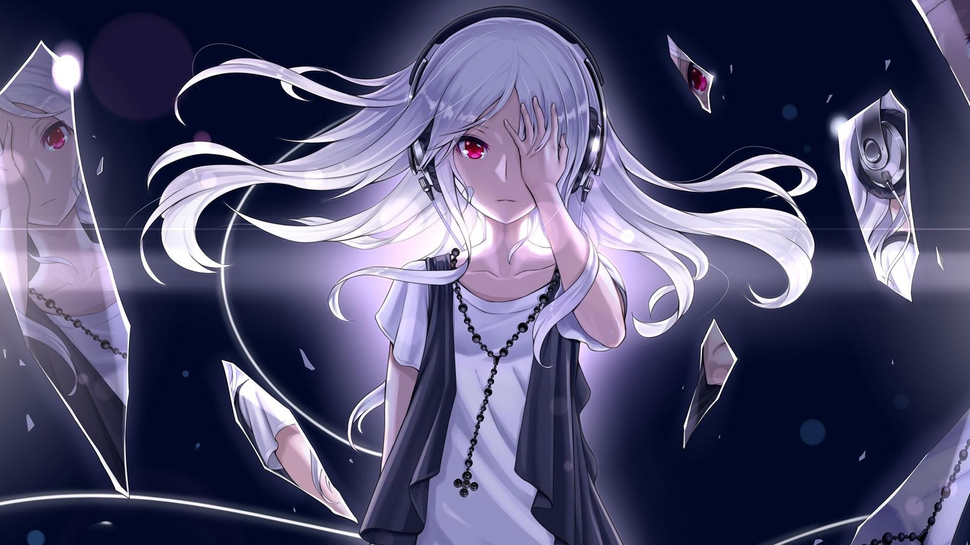 nightcore anime girl