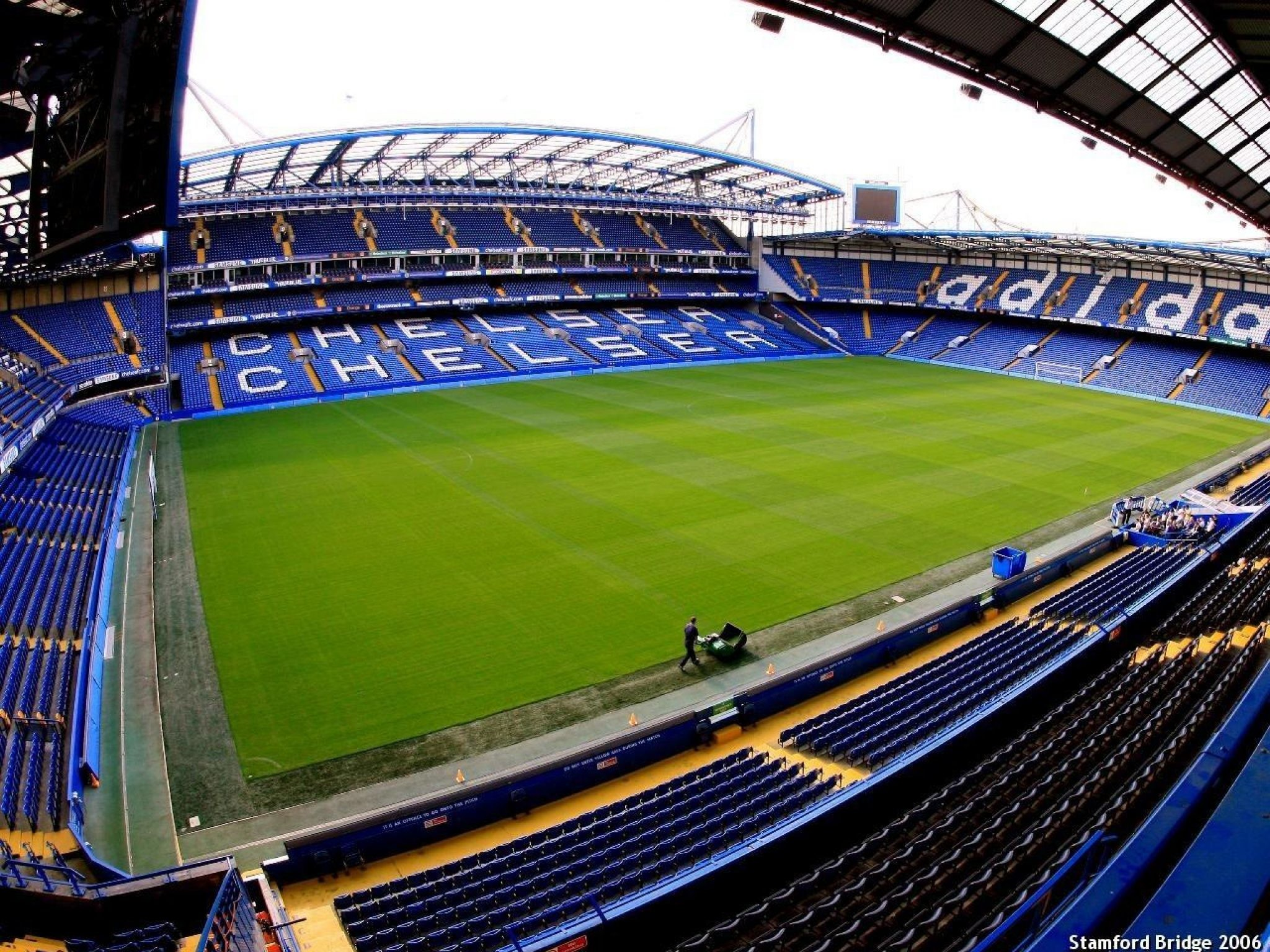 Stamford Bridge Wallpapers ①