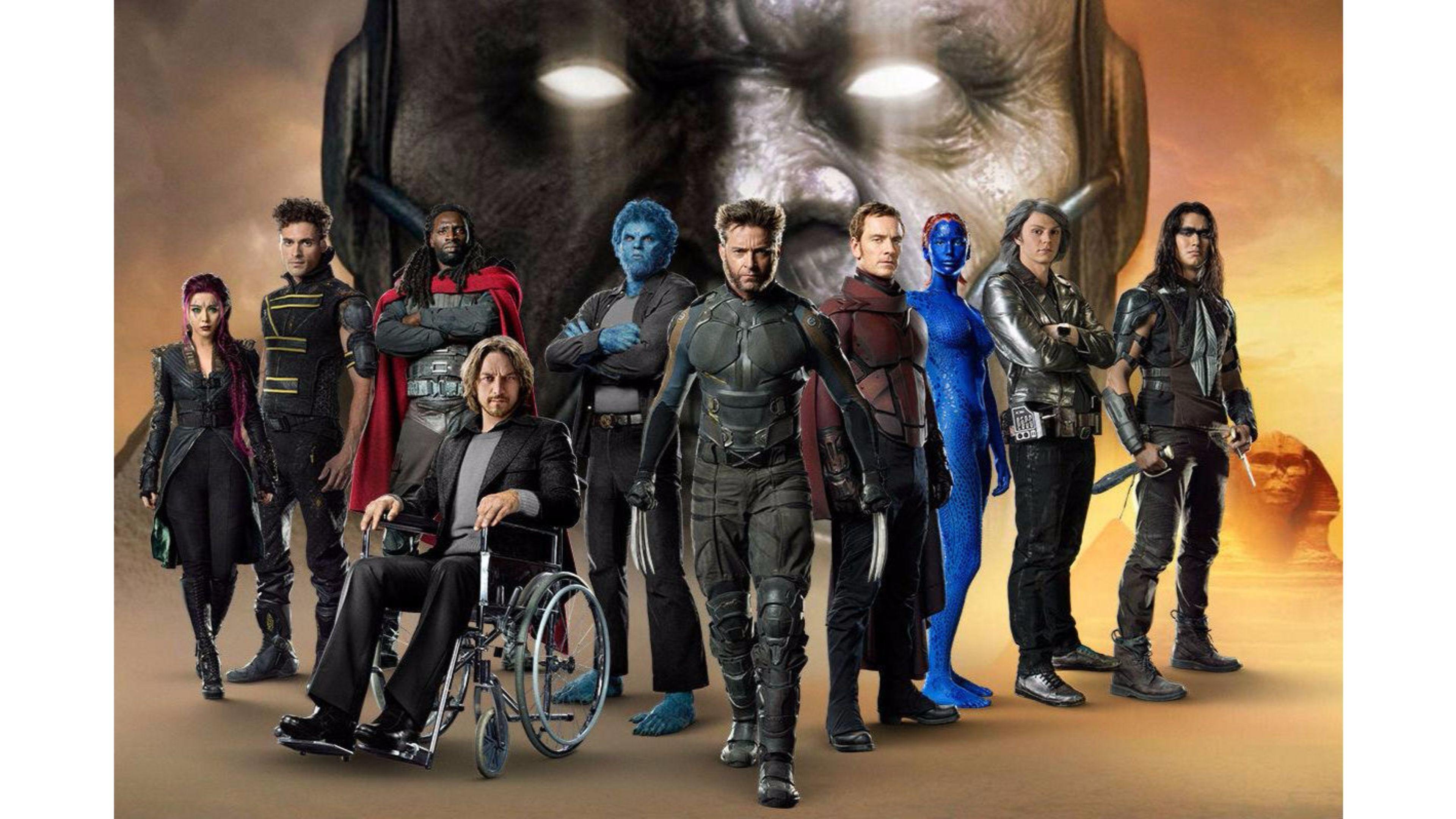 X Men Apocalypse Wallpapers Wallpapertag