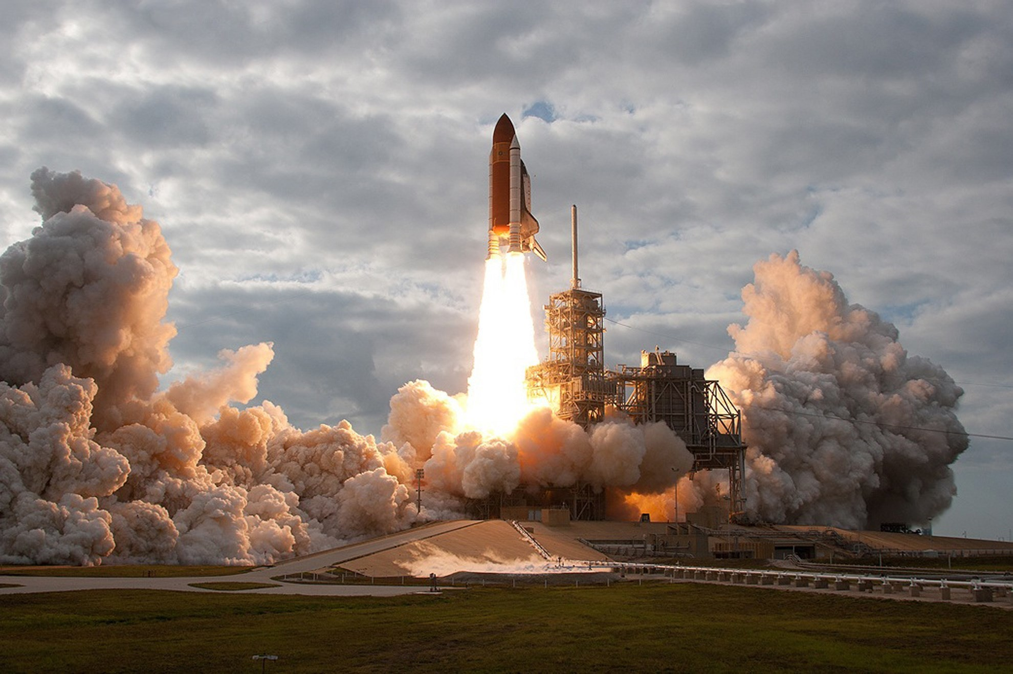 nasa rocket launches - HD1920×1200