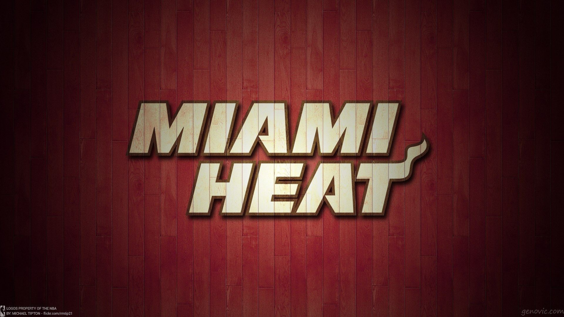 Miami Heat Wallpaper Hd 2017 Wallpapertag
