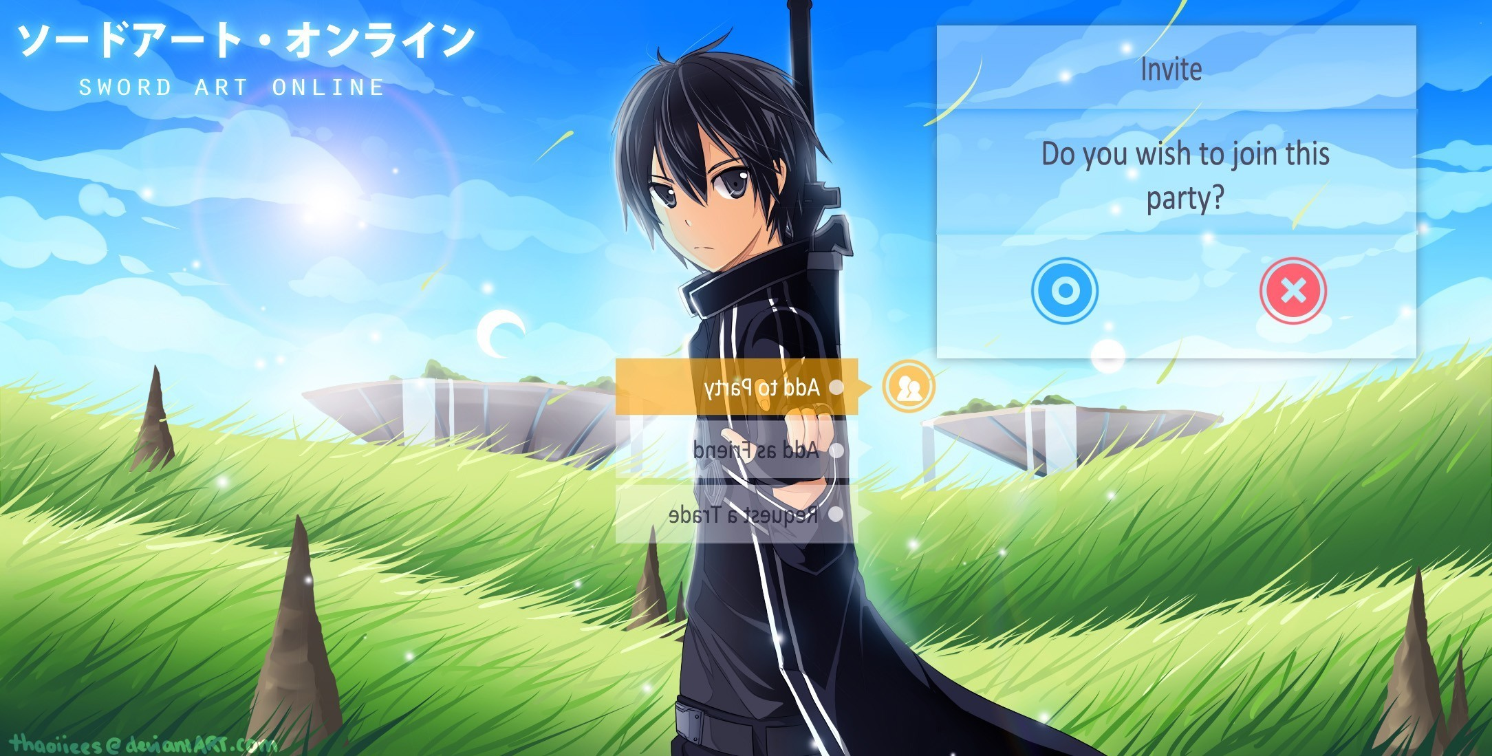 Sword Art Online Background: Sao Background ·① Download Free Amazing HD Backgrounds For