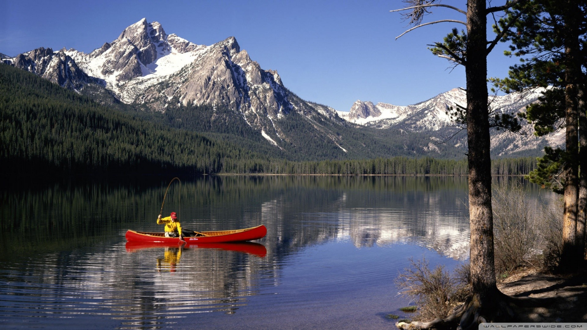1920x1200 Related Wallpapers from Fly Fishing Wallpaper. Lake Wallpaper