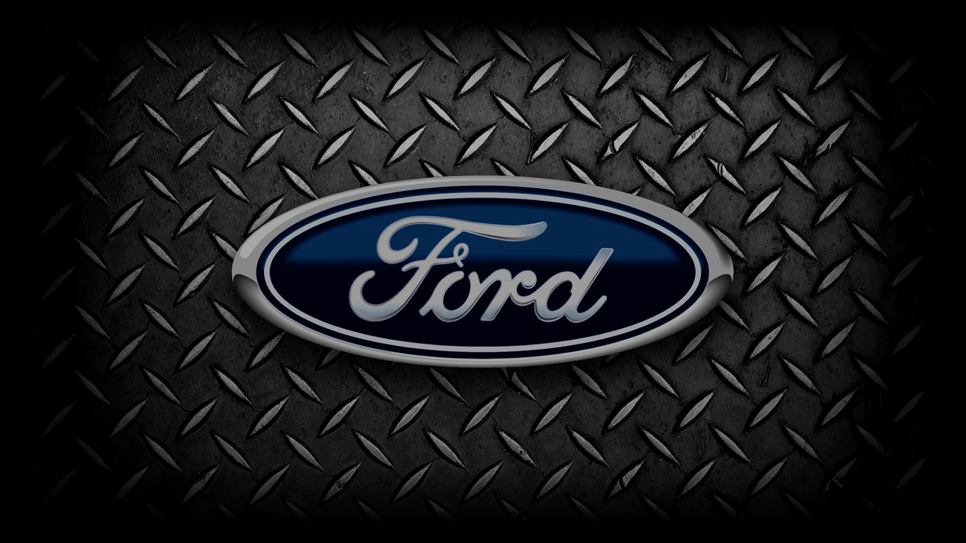 Ford Logo Wallpaper 1