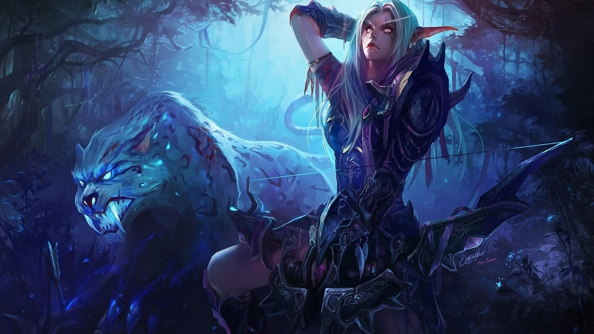Sylvanas Wallpaper Download Free Cool Full Hd Backgrounds For