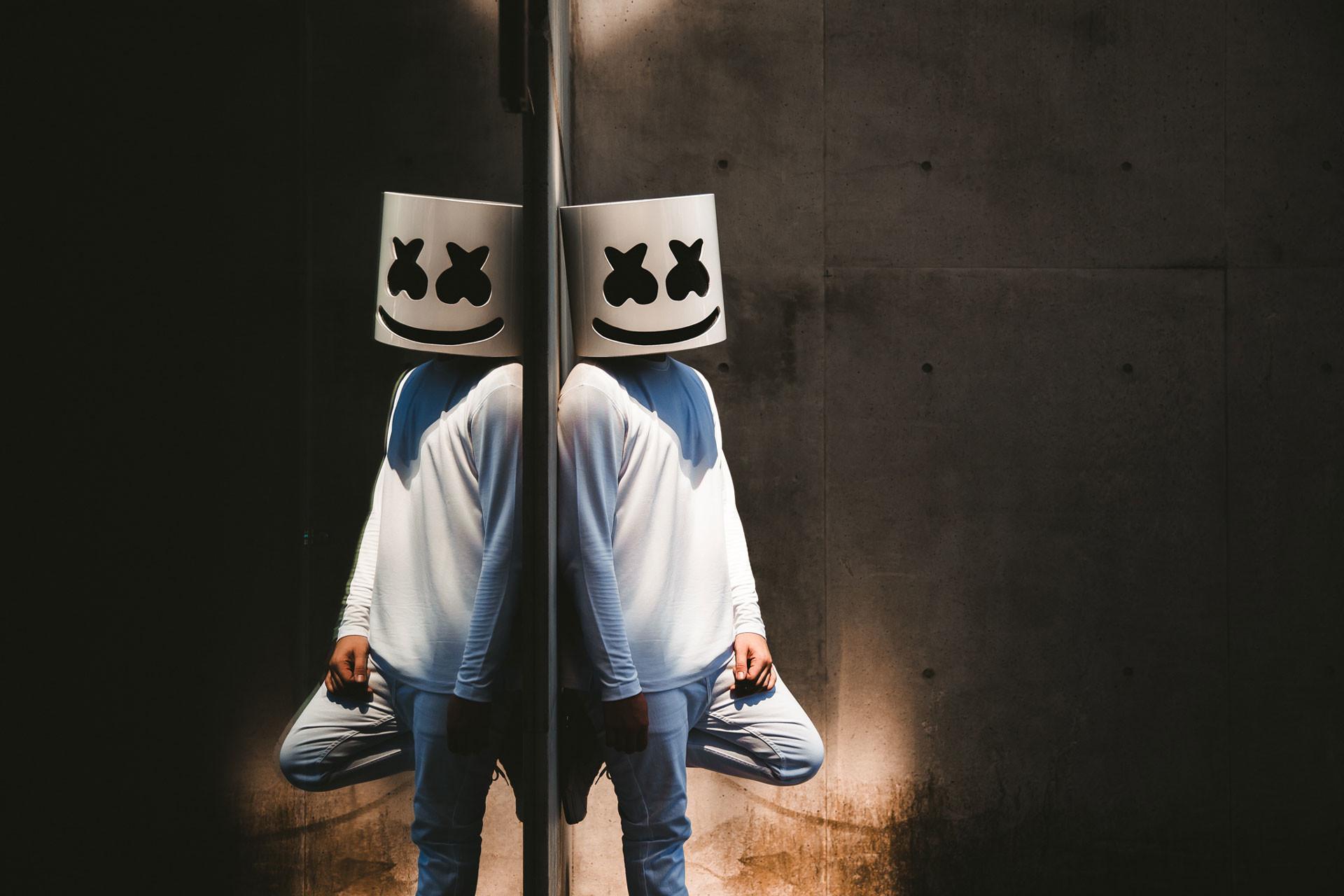 Marshmello Wallpapers ·①