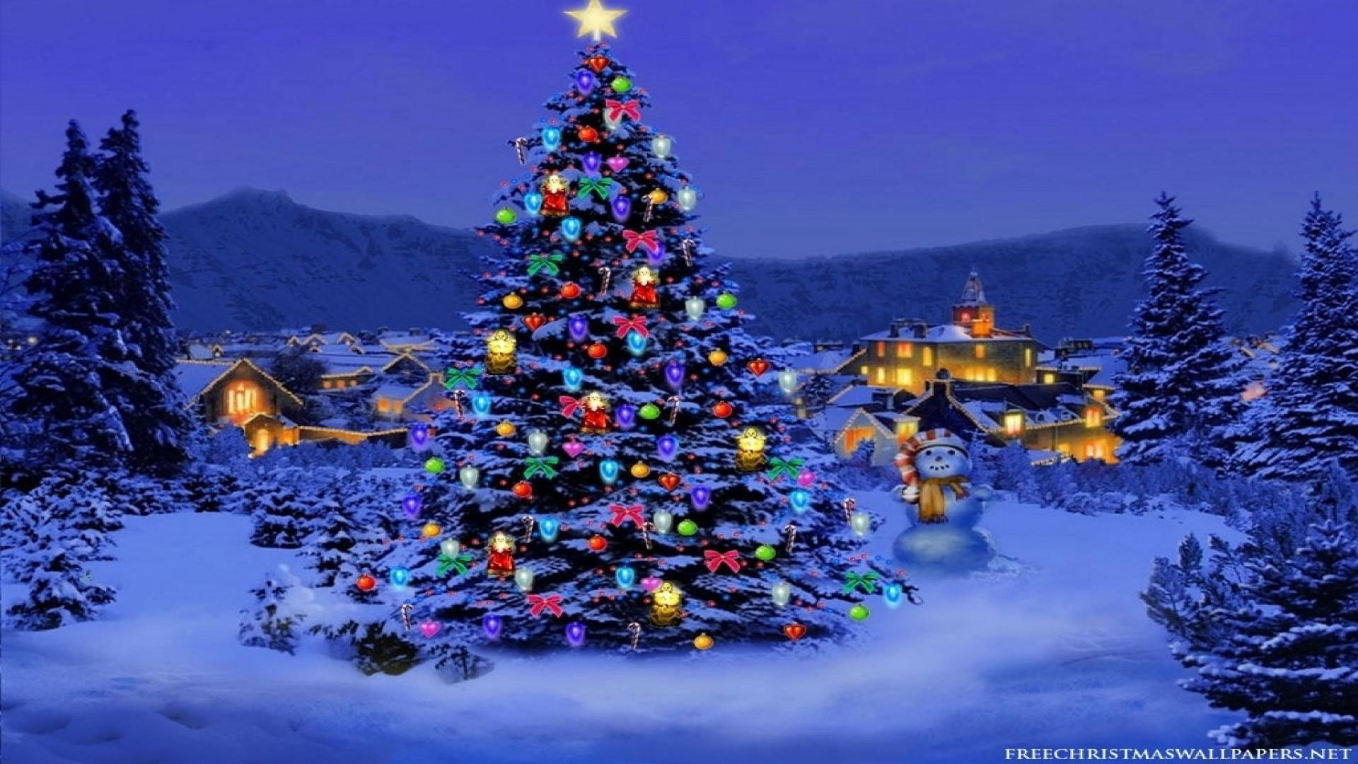 Christmas Wallpaper For Computer Background 1