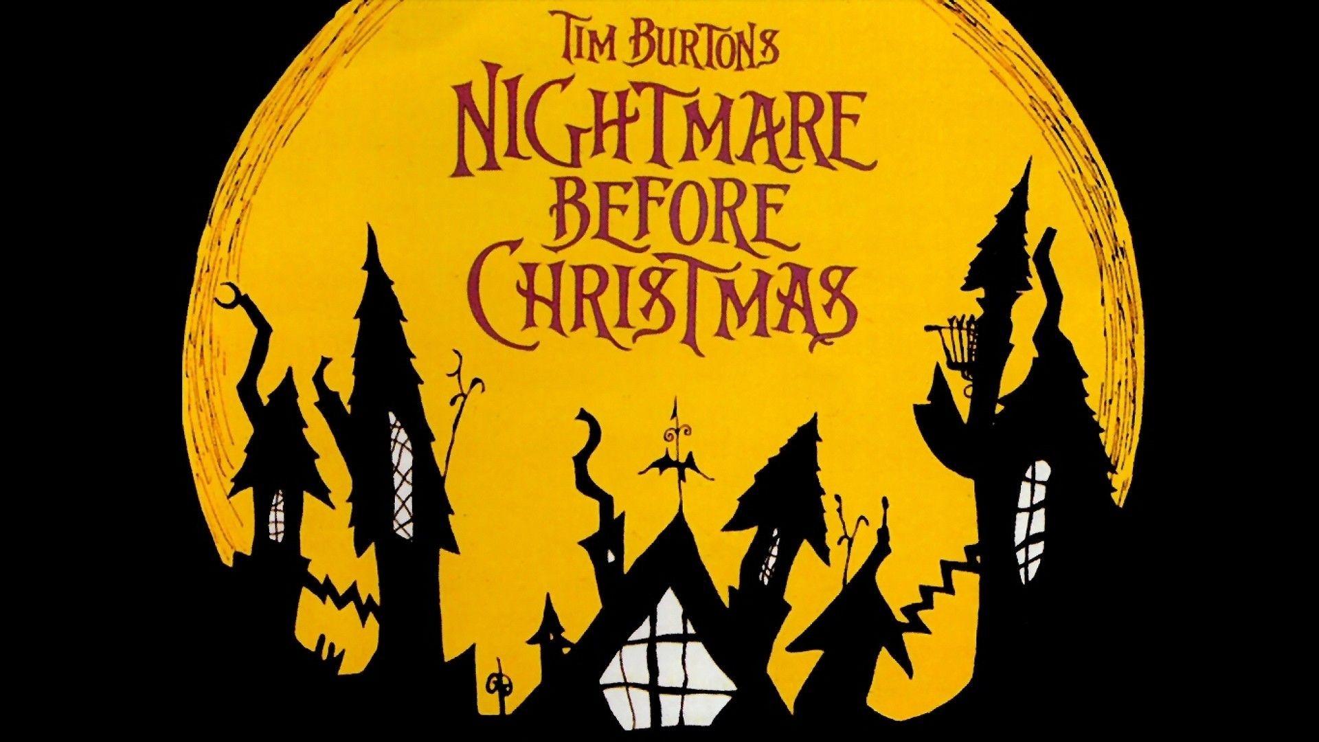 Nightmare Before Christmas wallpaper ·① Download free beautiful ...