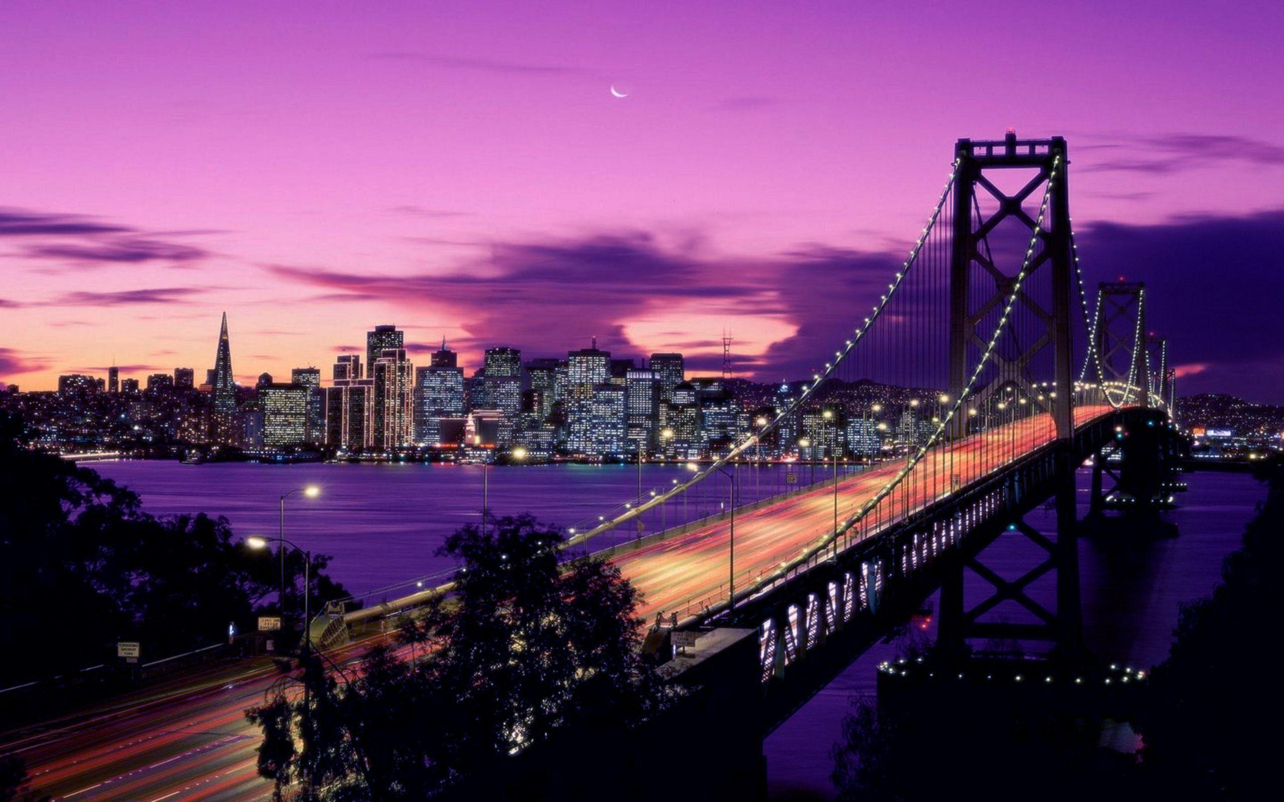 San Francisco Skyline Wallpaper ·① WallpaperTag