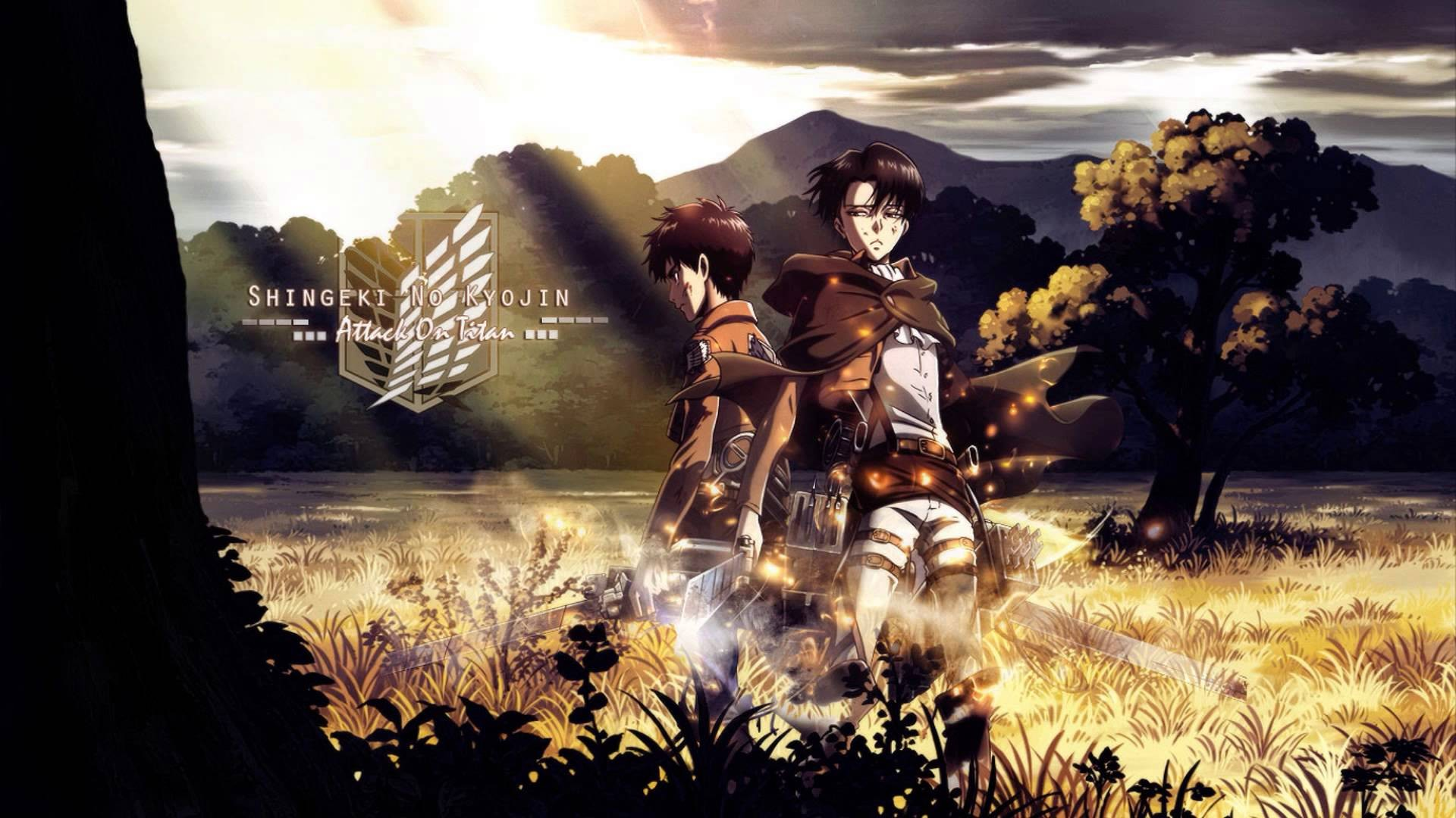 Attack On Titan Background ·① Download Free Beautiful HD